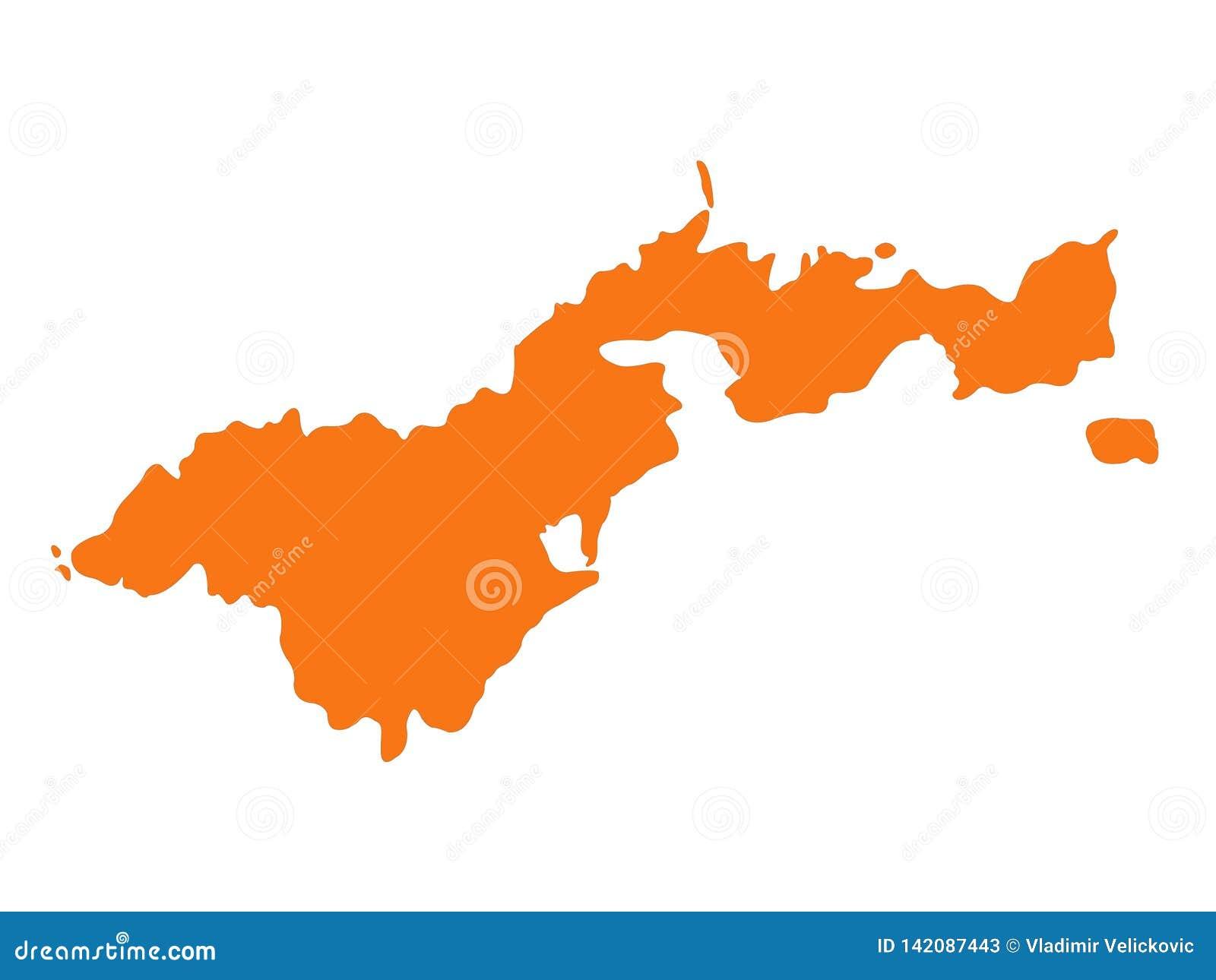 美属萨摩亚-岛屿国家在太平洋