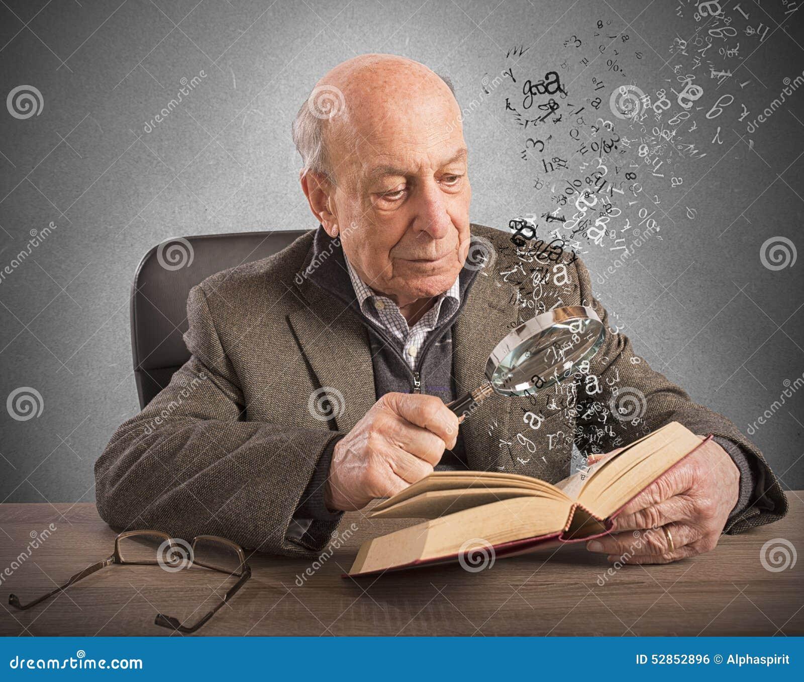 老人知识和文化