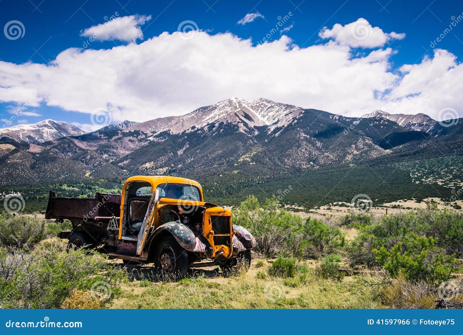 老卡车山脉