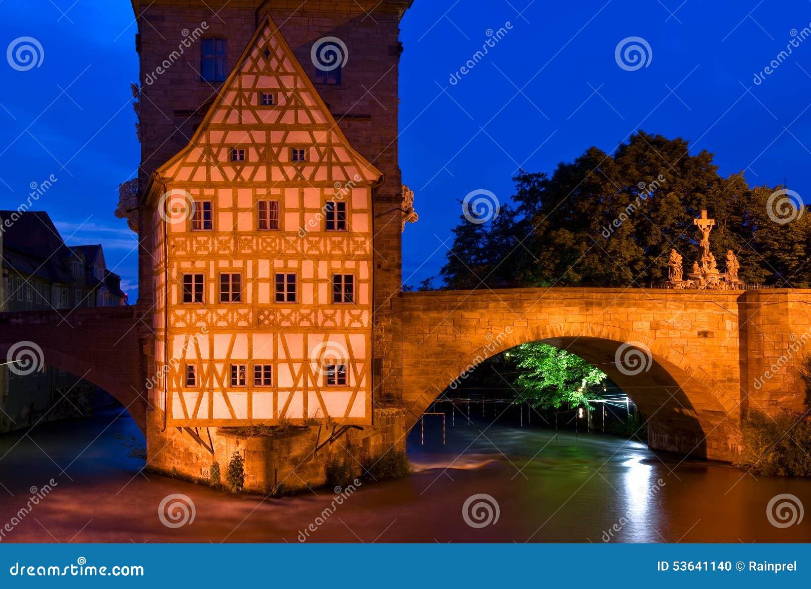 老城镇厅在琥珀,德国