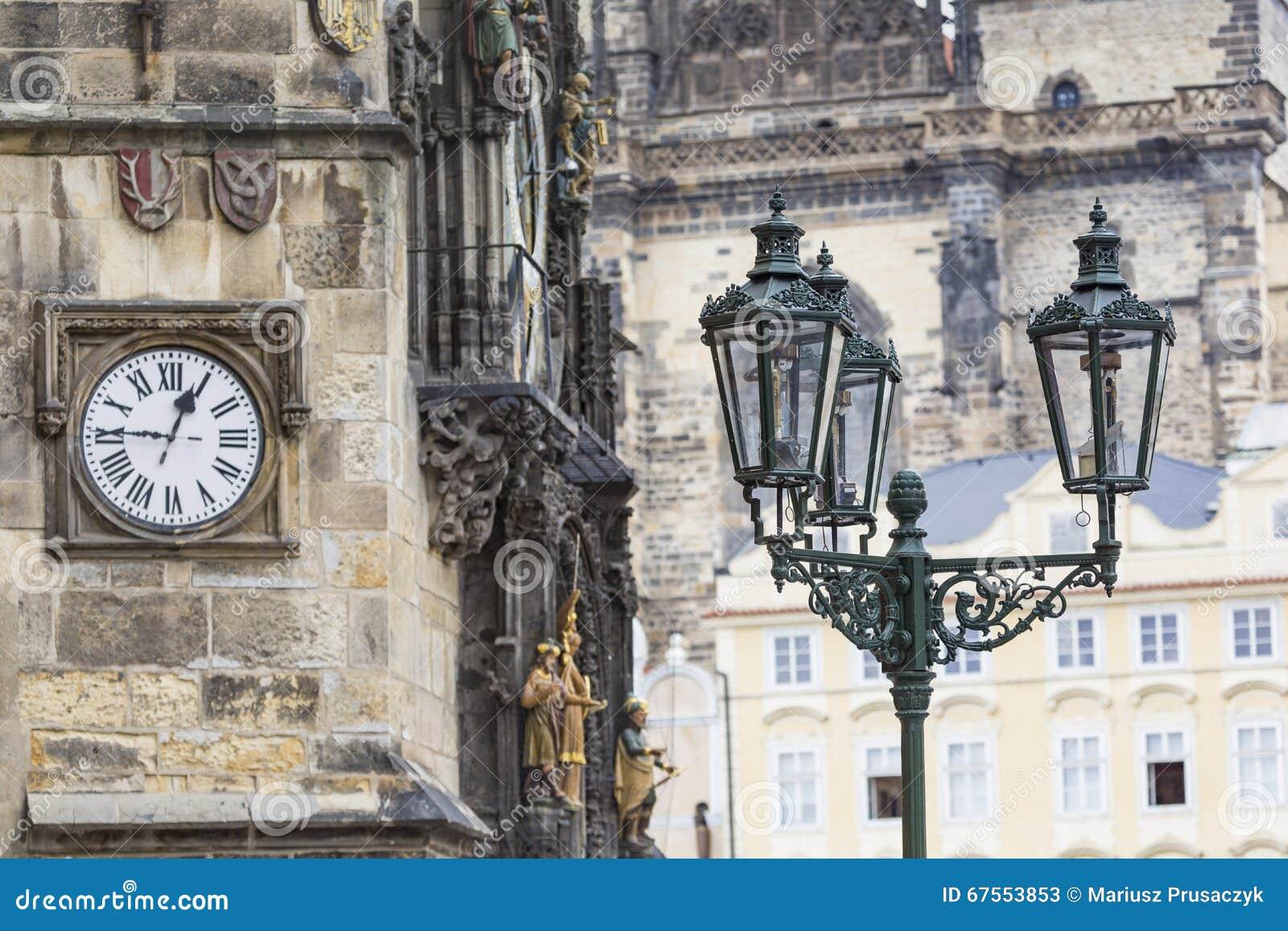 老布拉格城镇