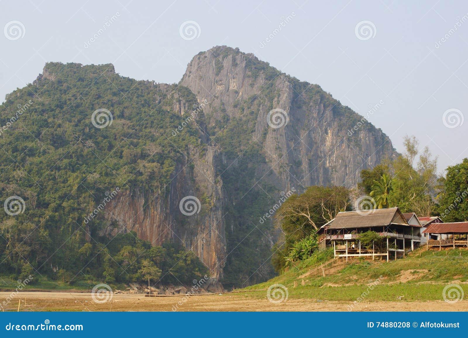 老挝luang prabang