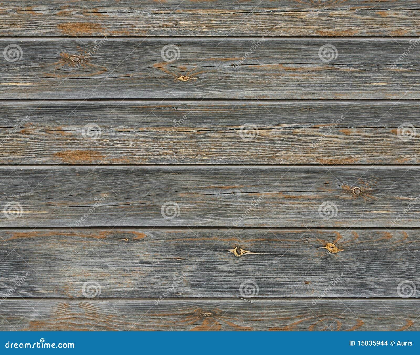 老无缝的纹理木头