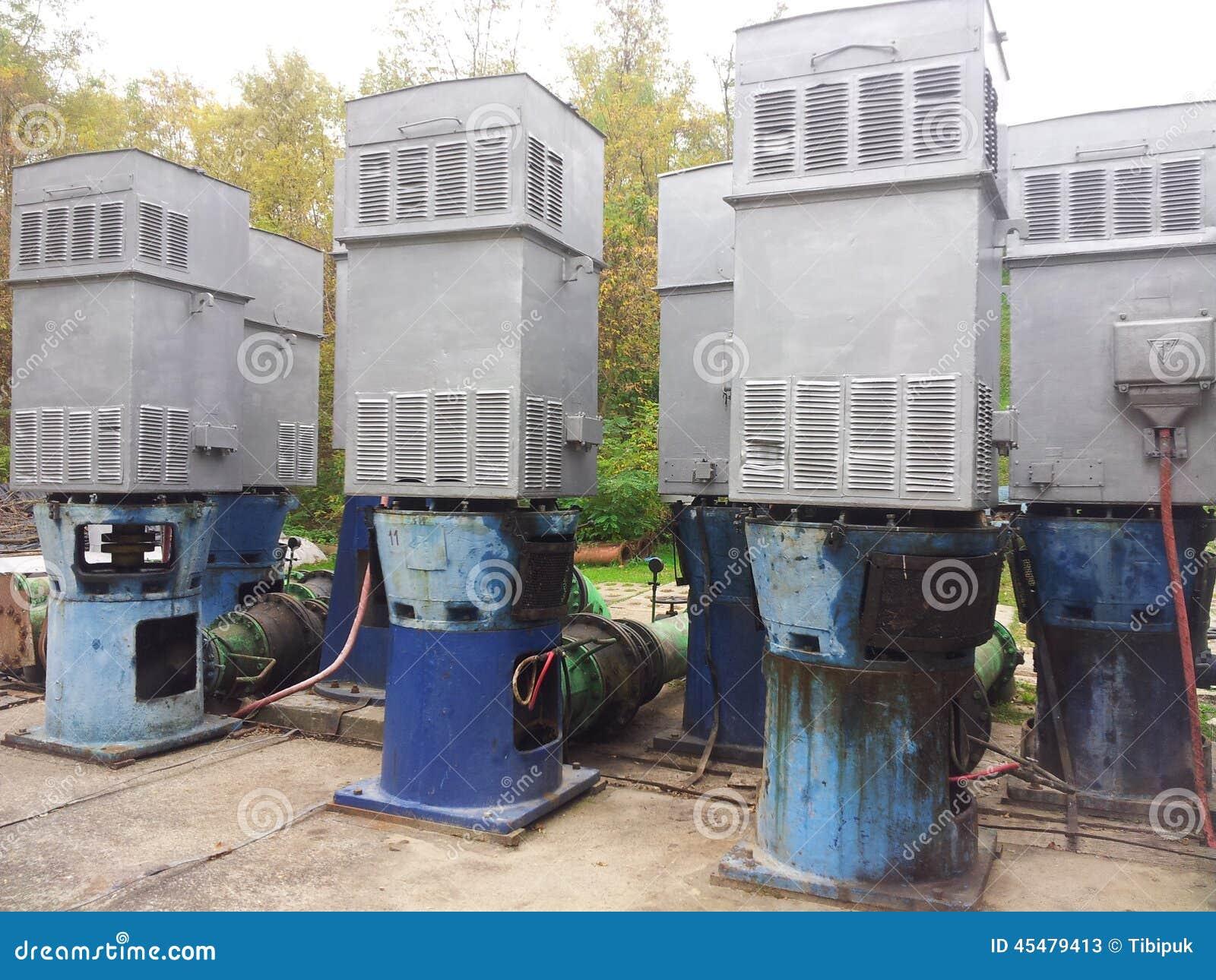 老电子水泵