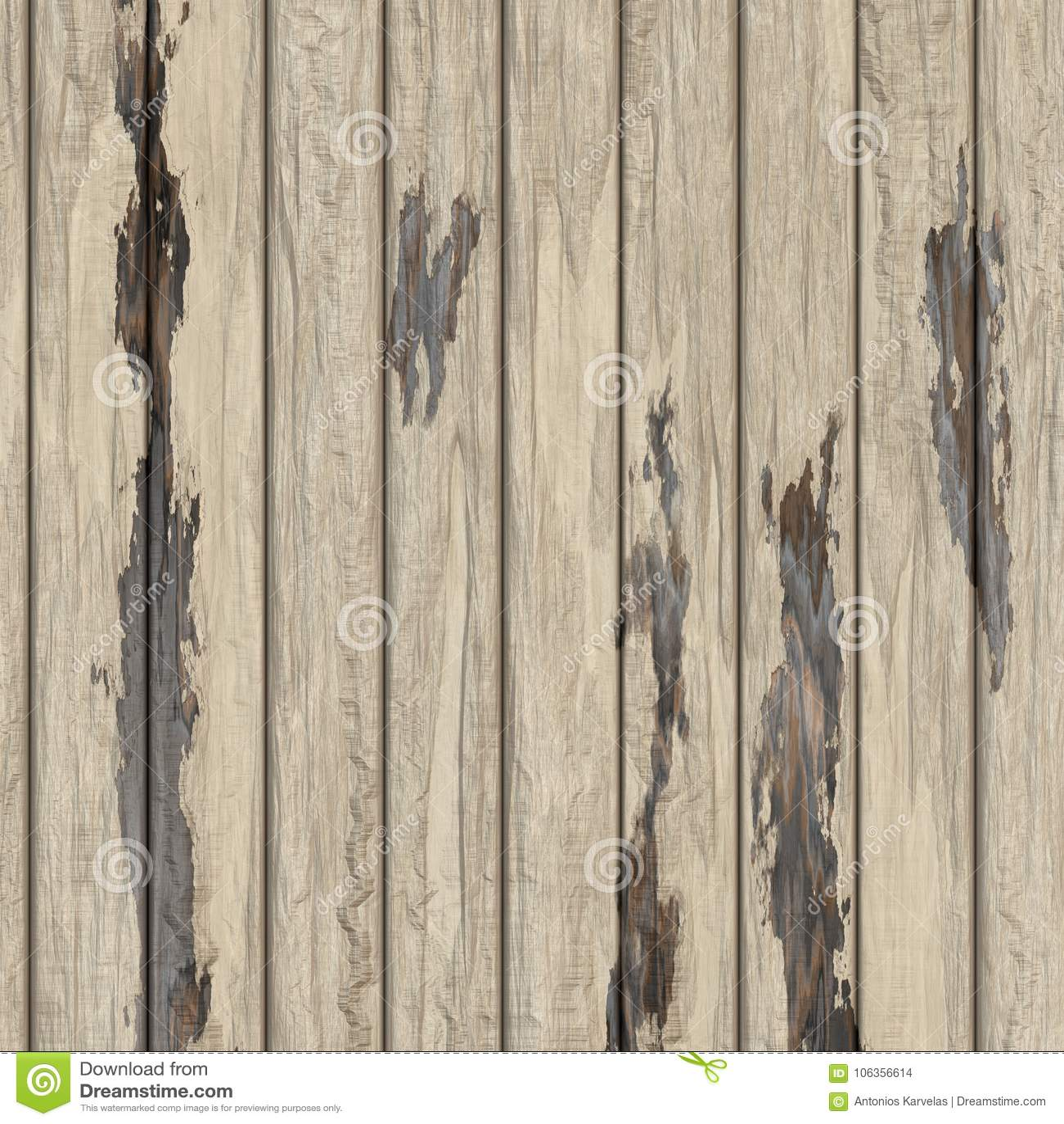 老白色木纹理背景