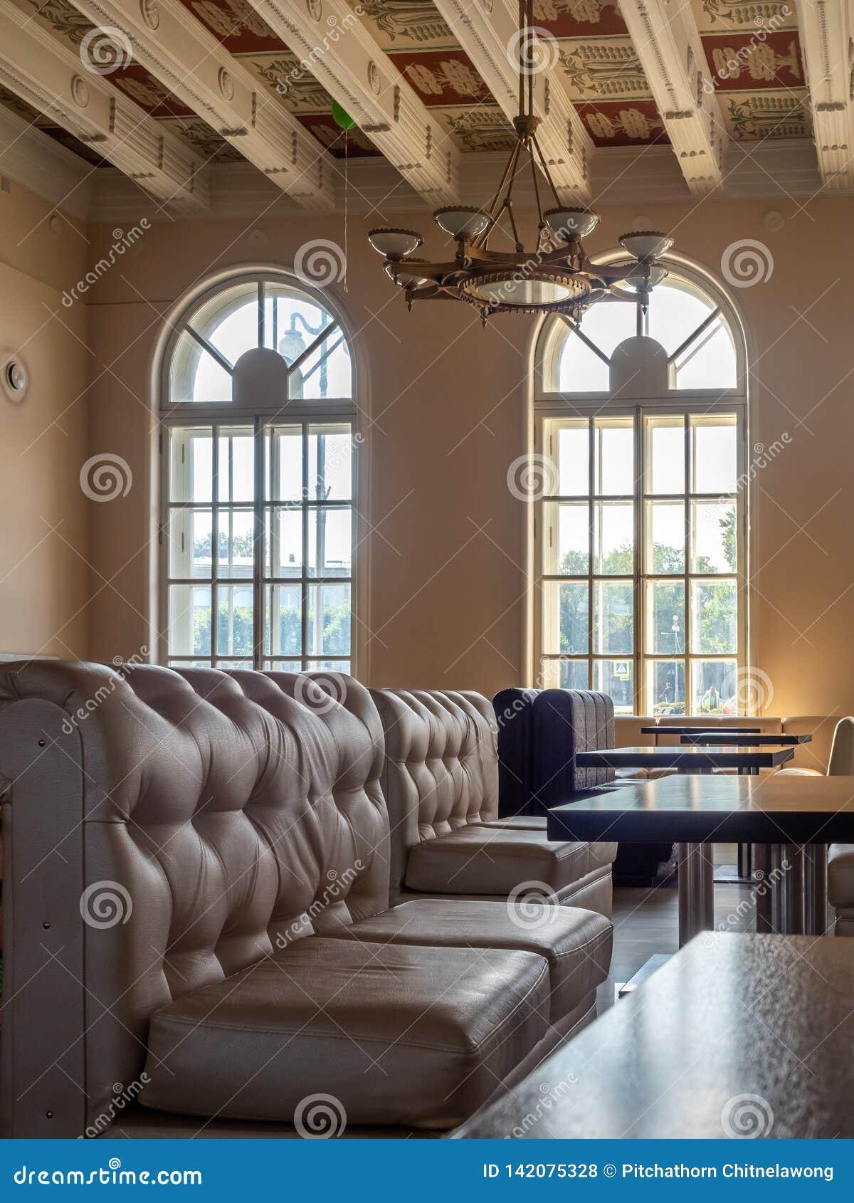 老经典苏联样式室在俄罗斯