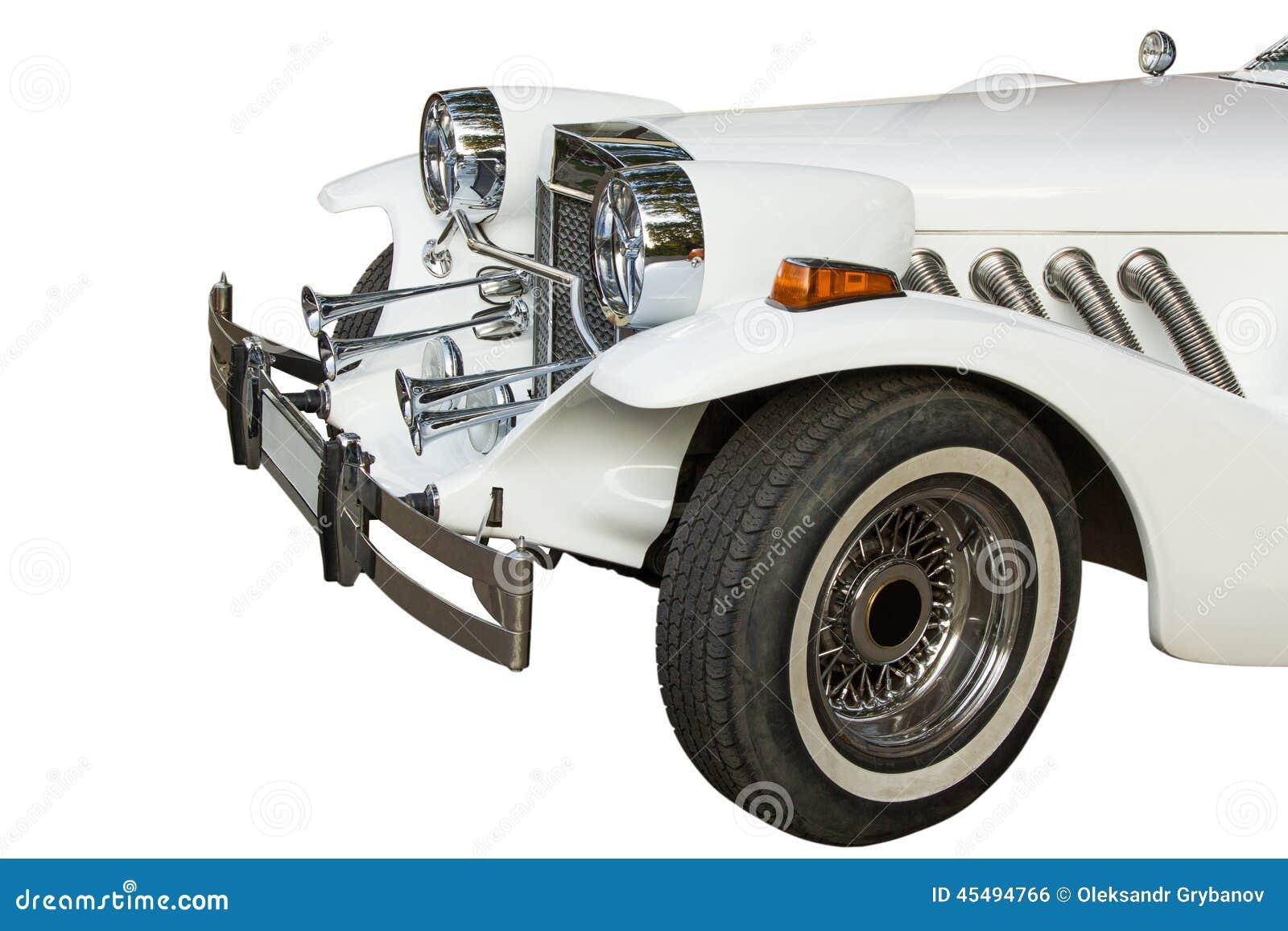 老肌肉汽车