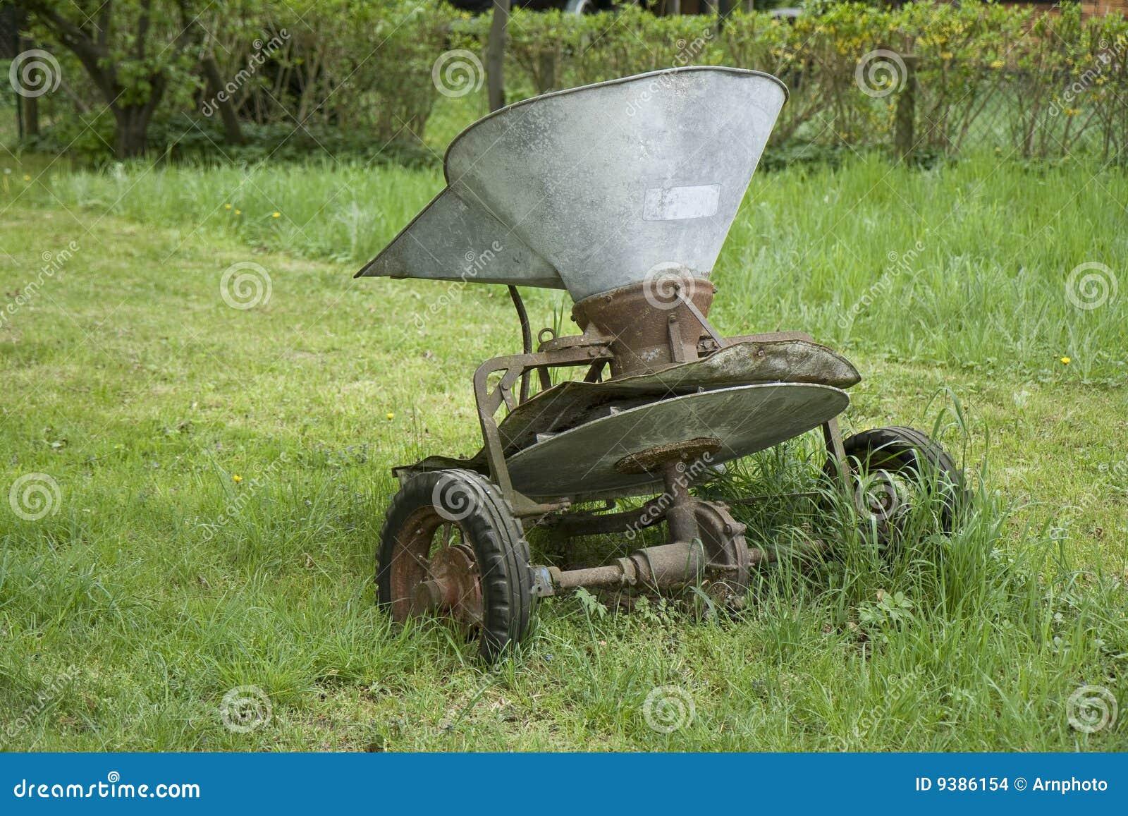 老肥料设备