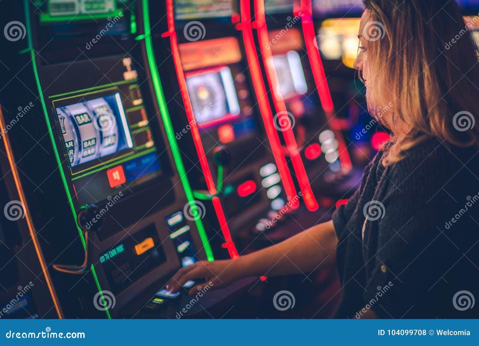 老虎机赌博娱乐场使用