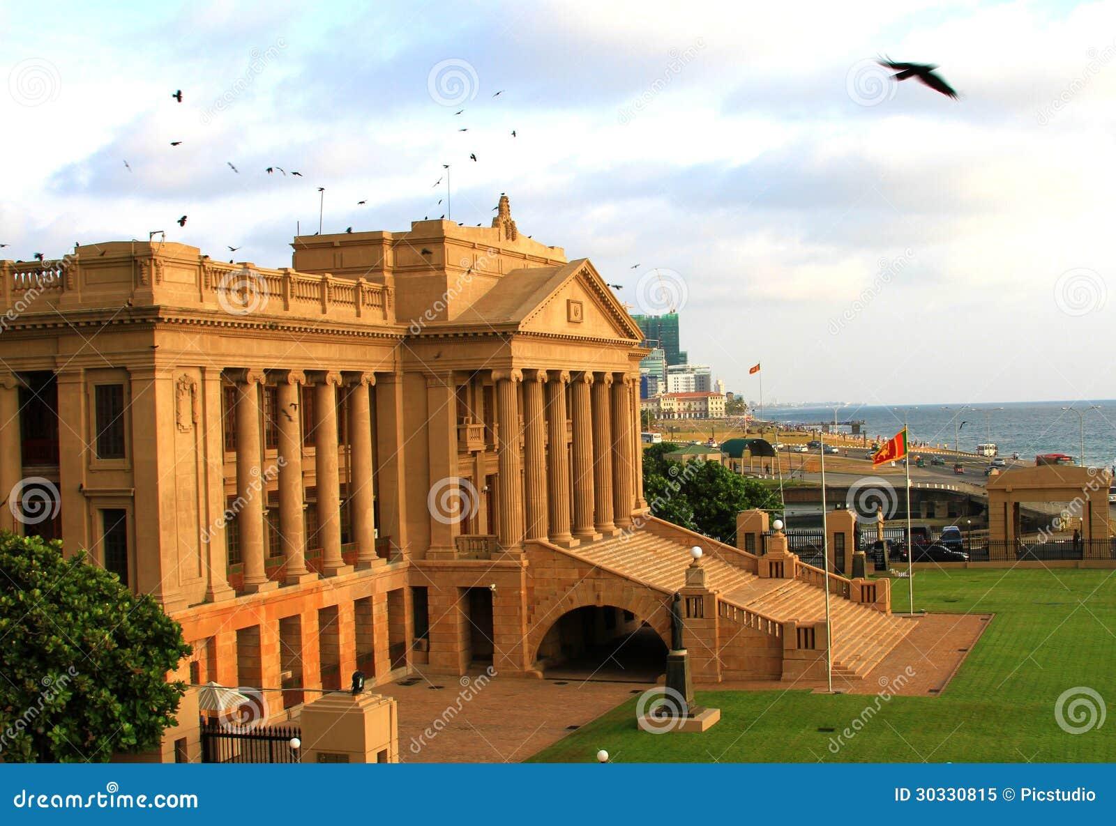老议会大厦