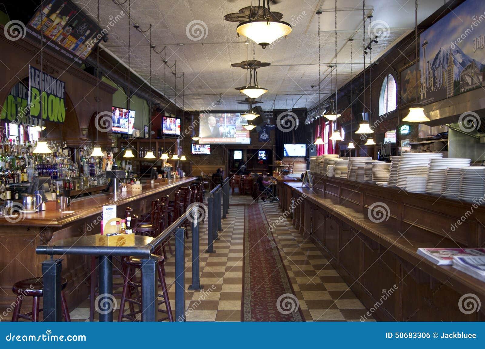 Download 老酒吧餐馆 编辑类照片. 图片 包括有 餐馆, 西雅图, dinning的, 反气旋, 内部, 唯一, 设计 - 50683306