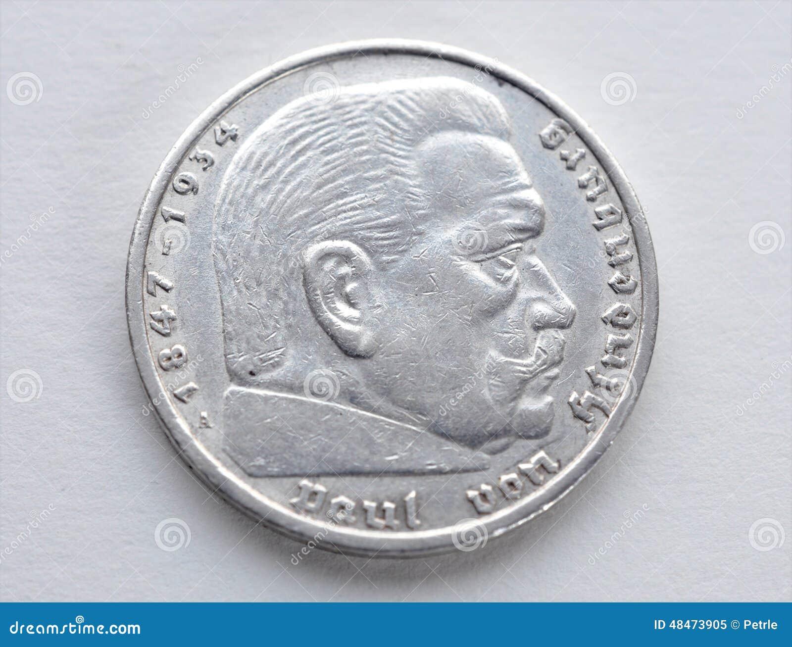 老银币-德国