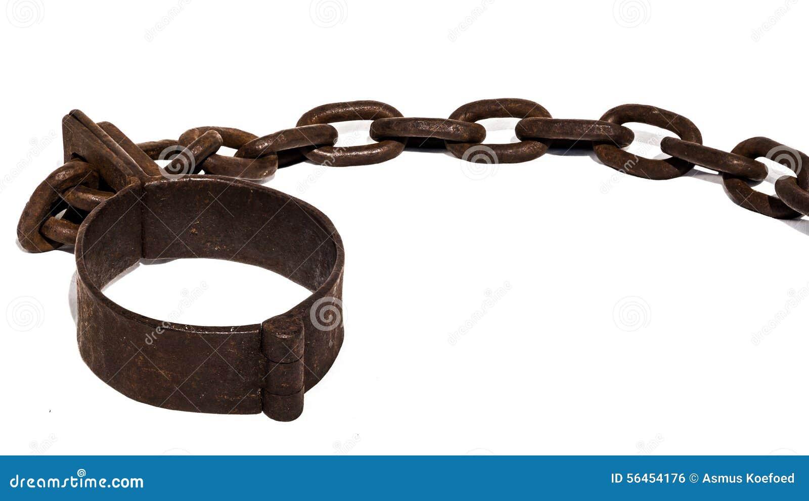 老链子或者手铐有脚的打