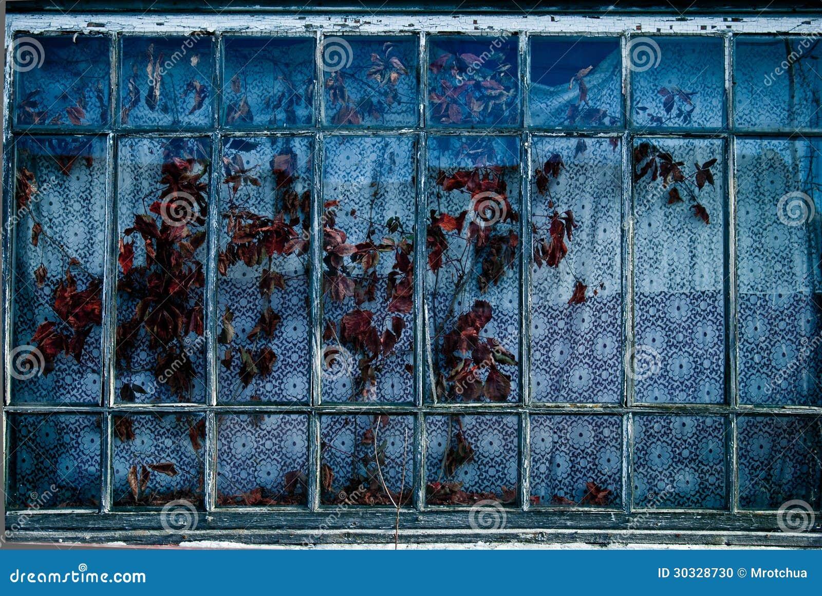 一个老窗口