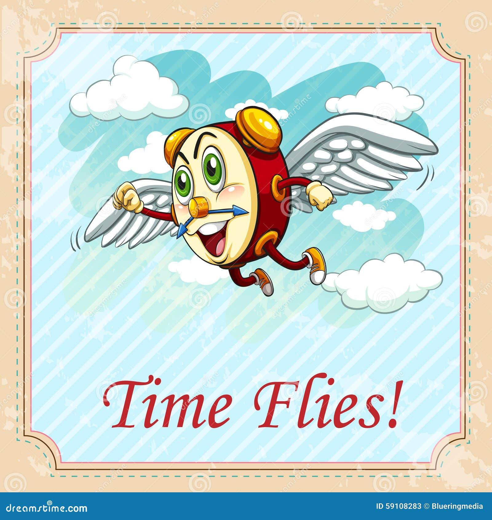 老说法时间飞行