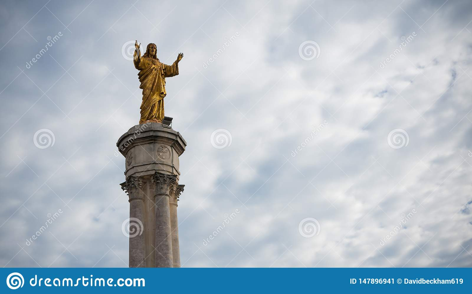 耶稣基督在法蒂玛