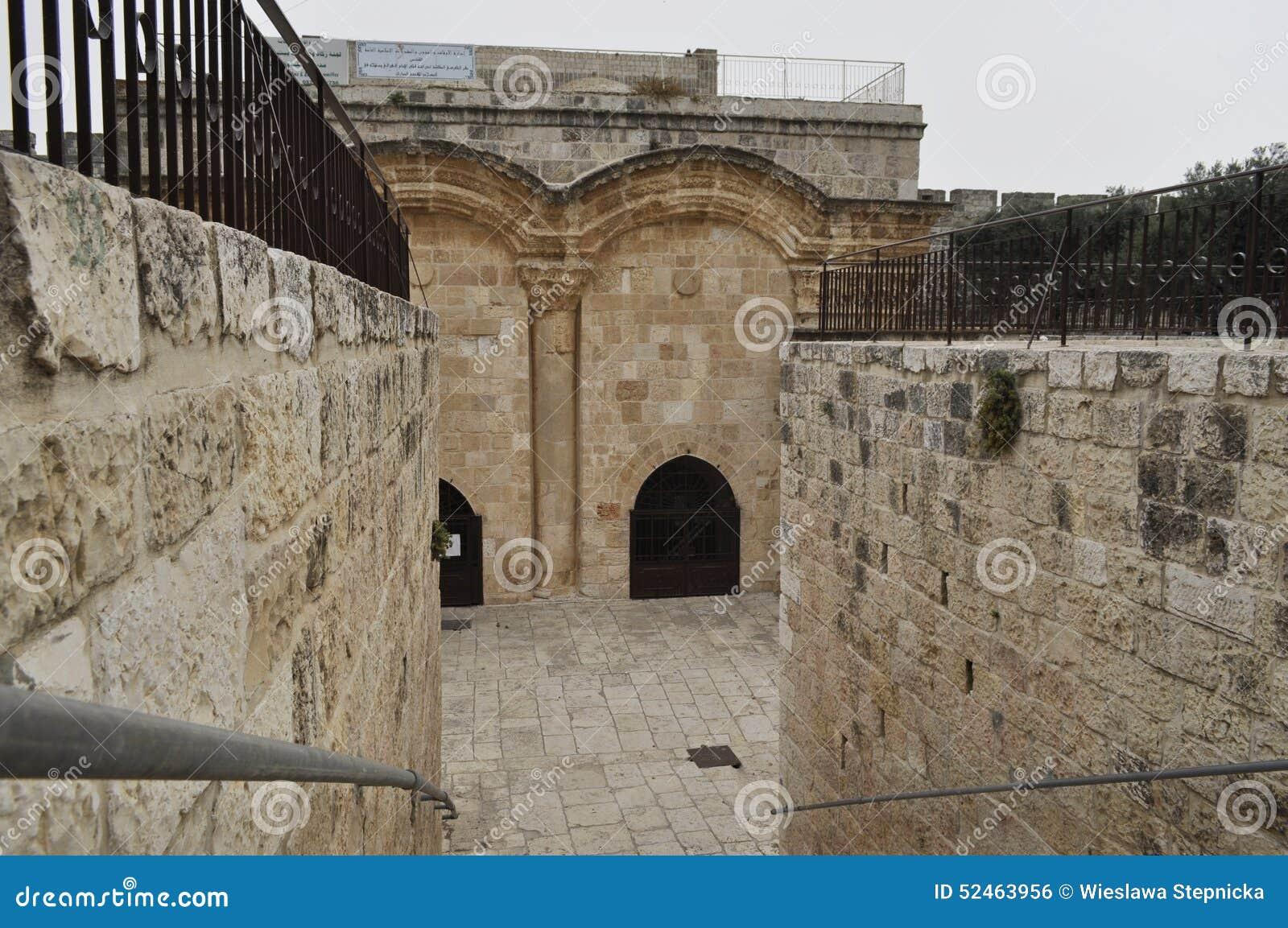 耶路撒冷,金门