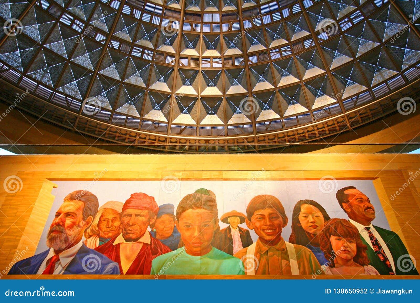 联合驻地,洛杉矶,加州,美国