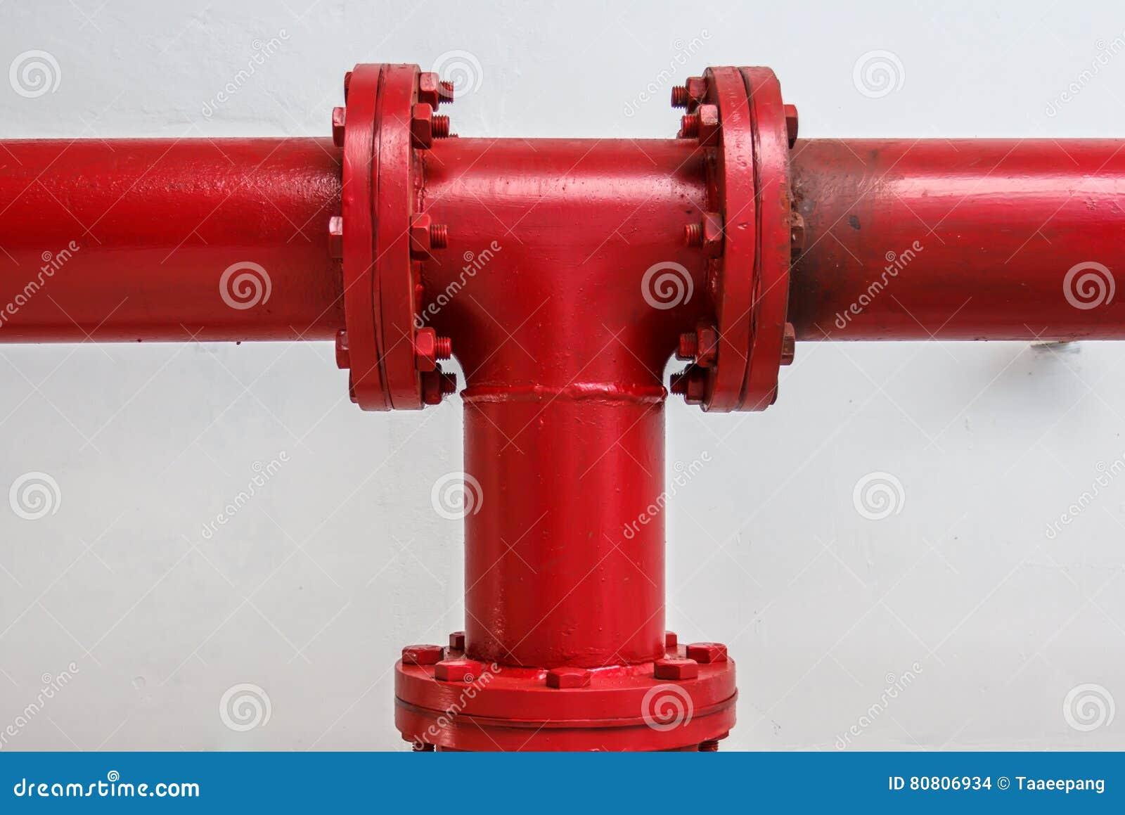 联接每消防栓火