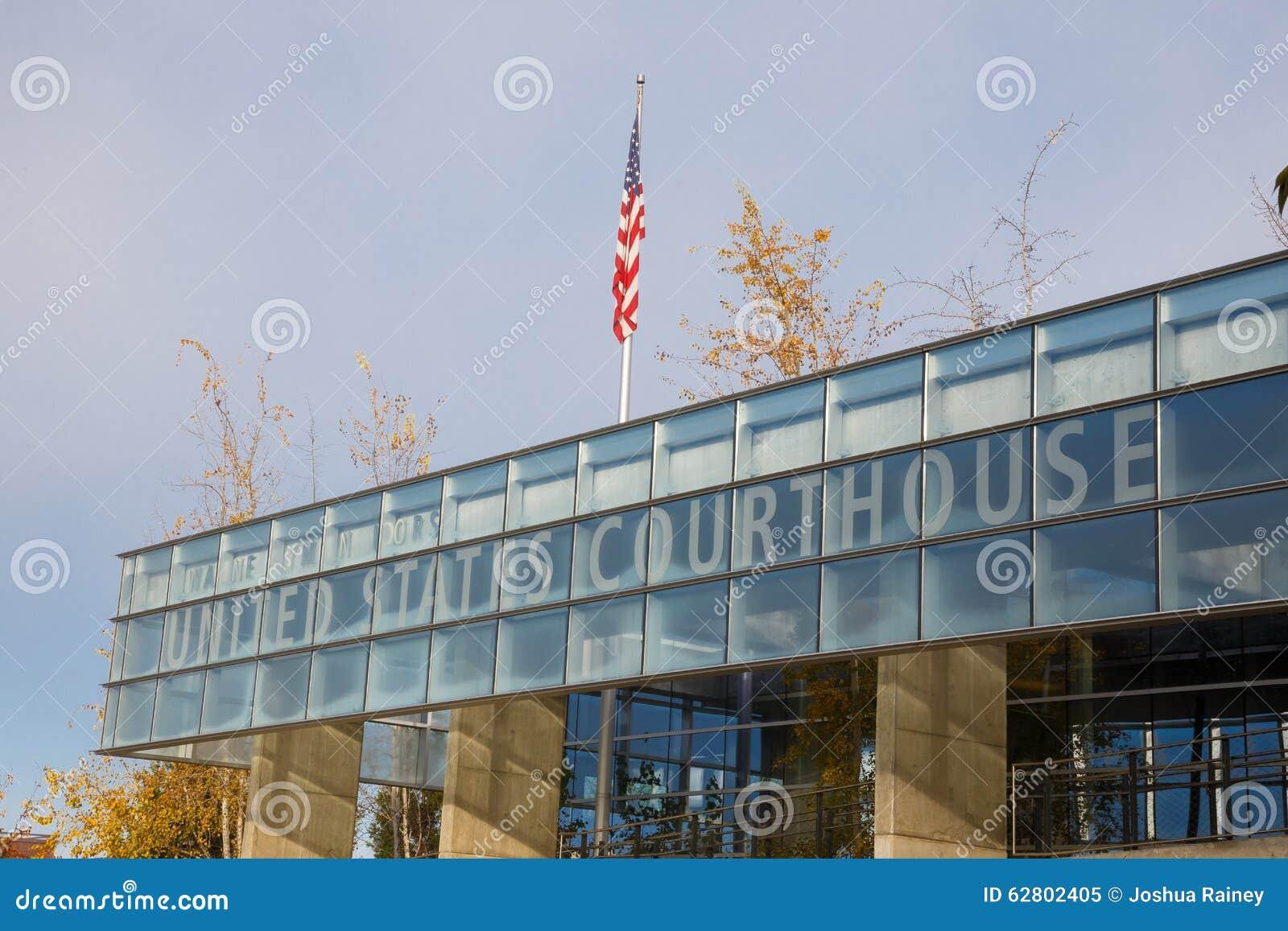 联邦法院尤金俄勒冈