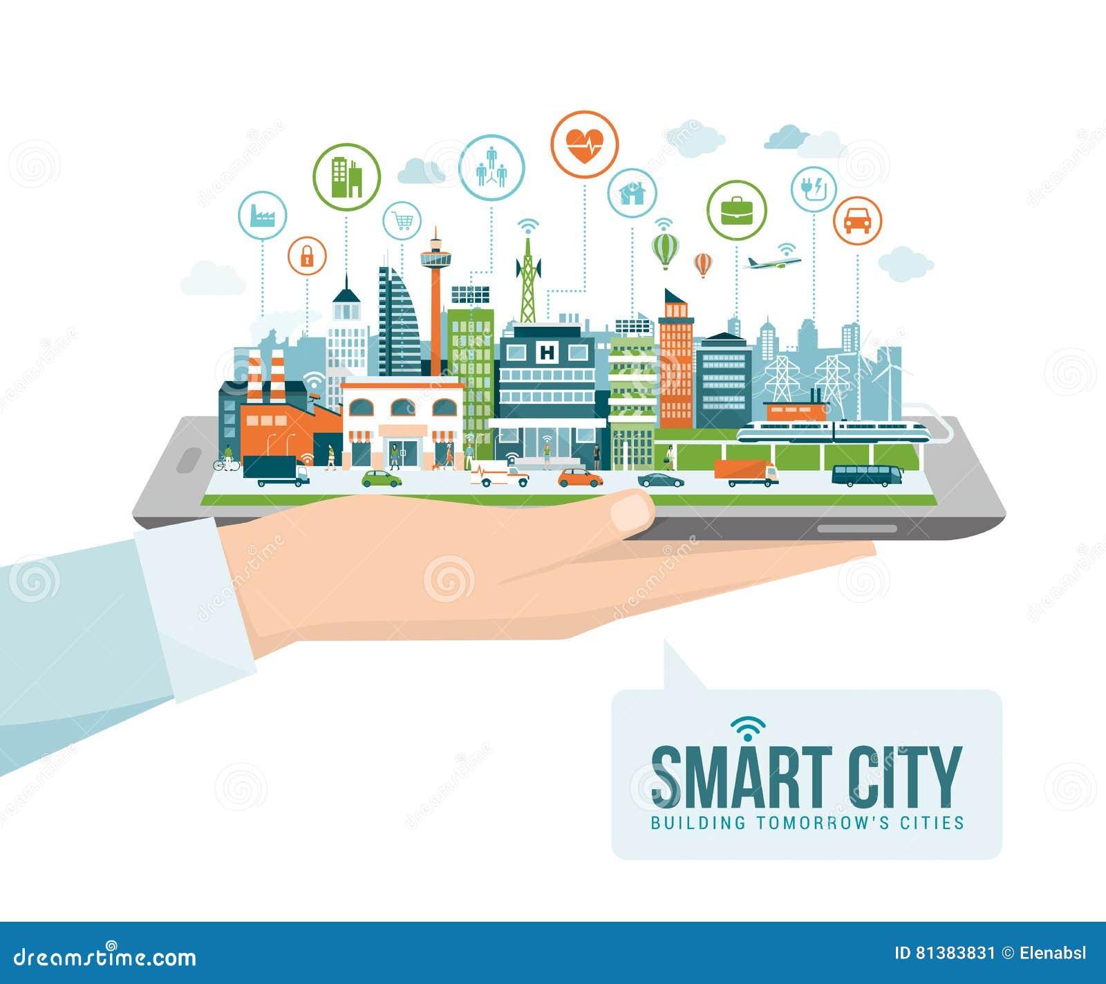 聪明的城市