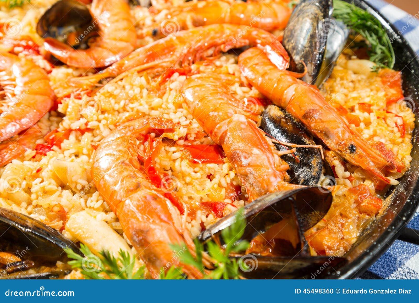 肉菜饭Valenciana