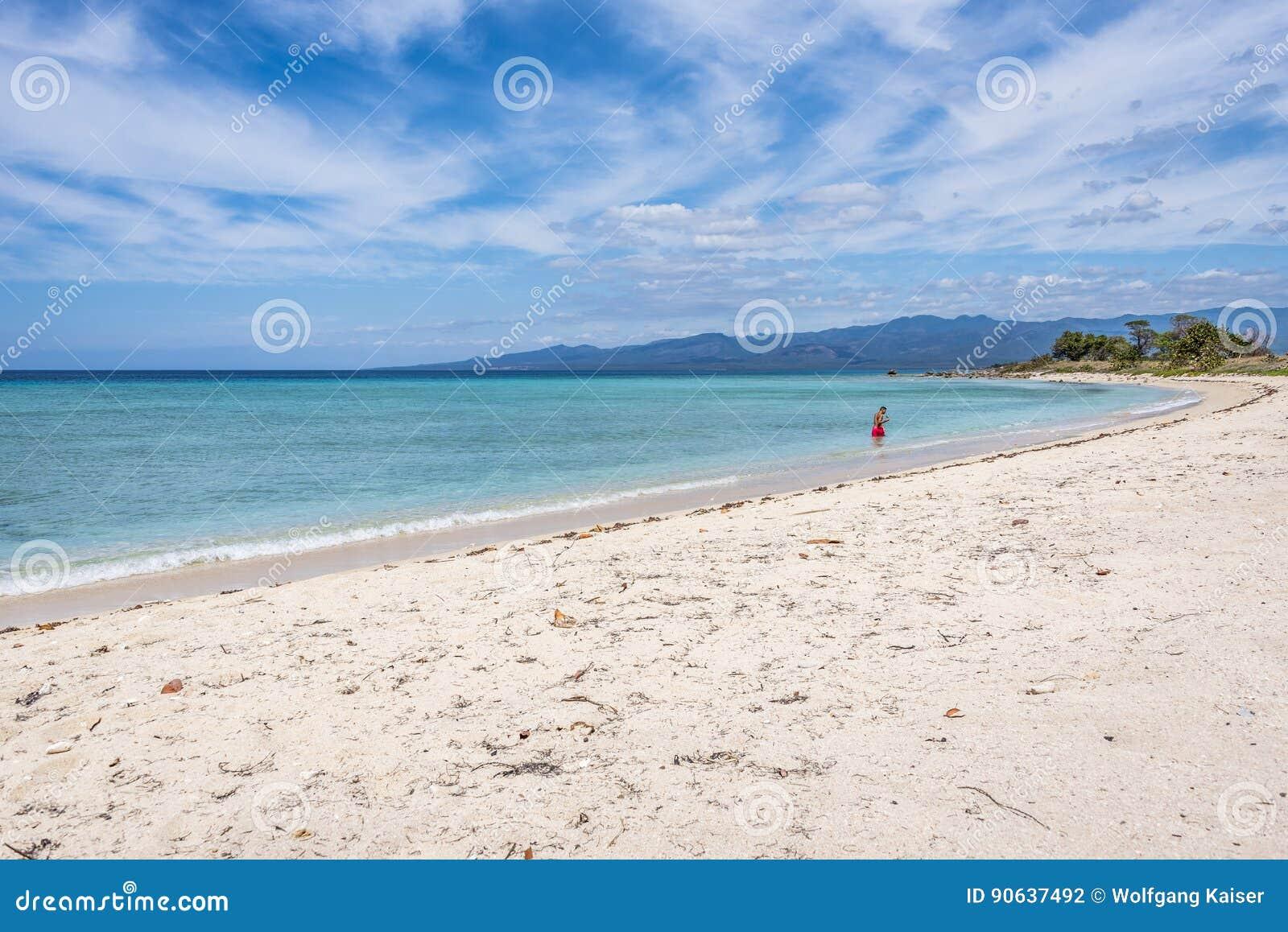 肘海滩,特立尼达,古巴
