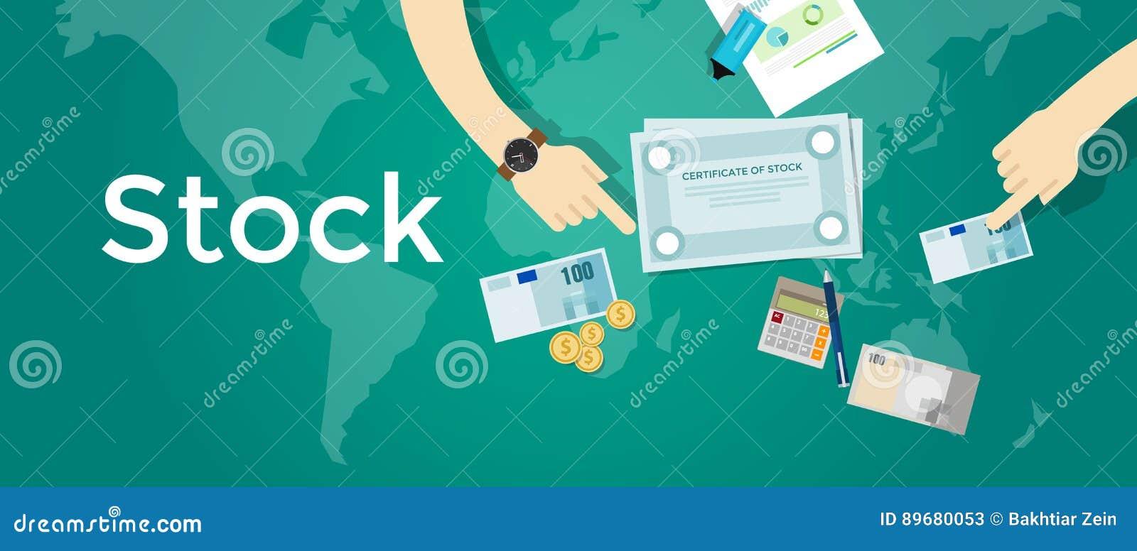 股票簿公司企业金钱投资财务商业资本纸份额