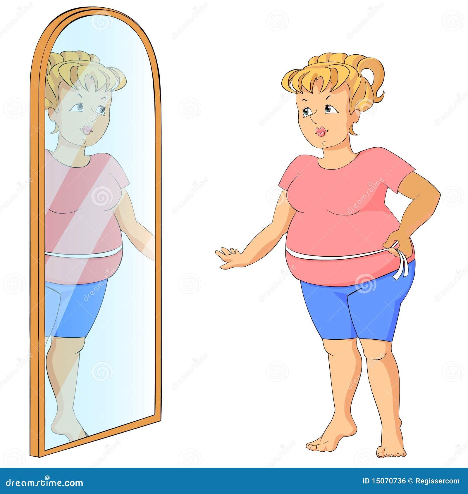 肥胖评定磁带妇女