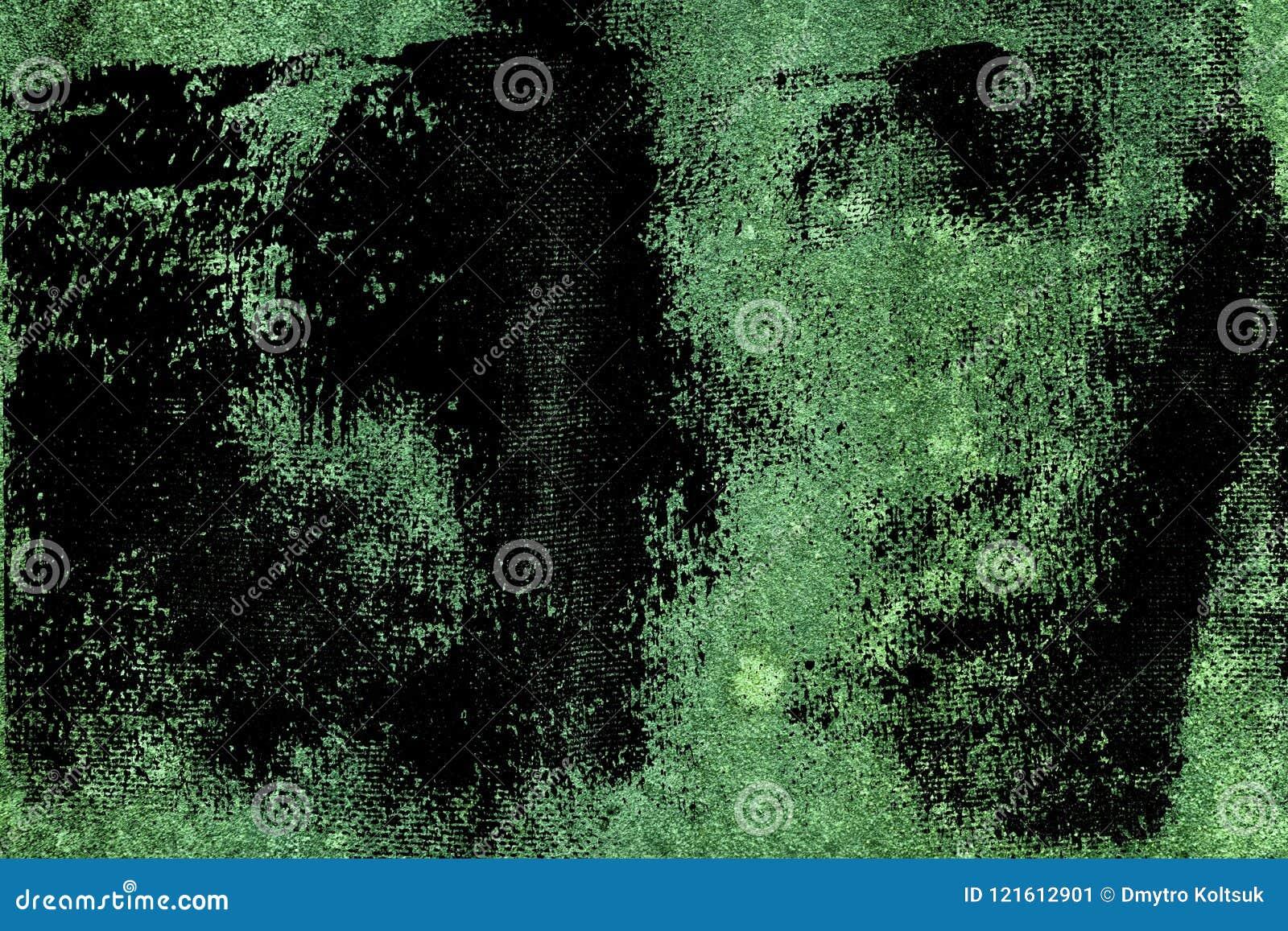 肮脏的超难看的东西绿色具体水泥纹理,石表面,岩石背景