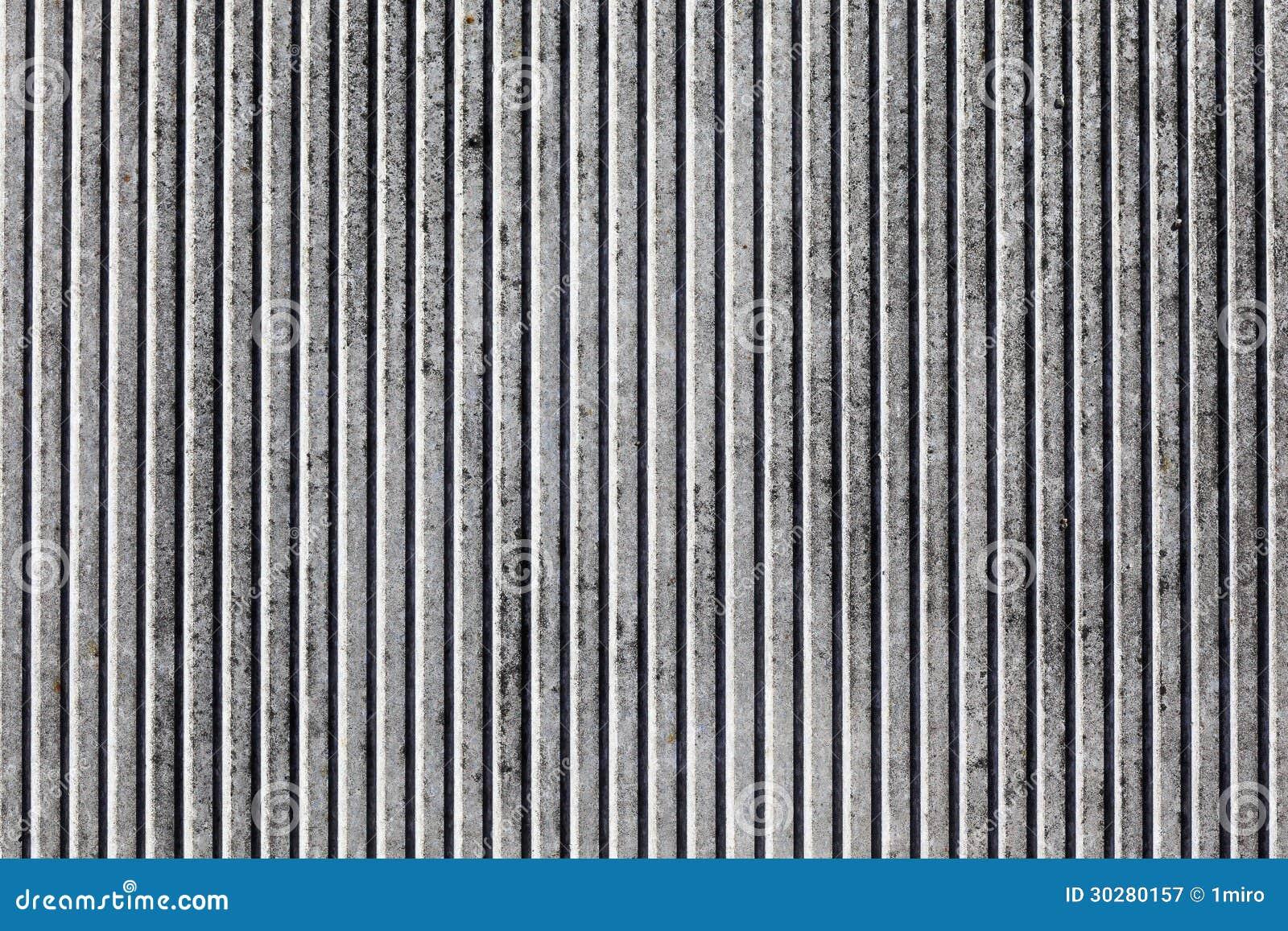 肮脏的铝背景