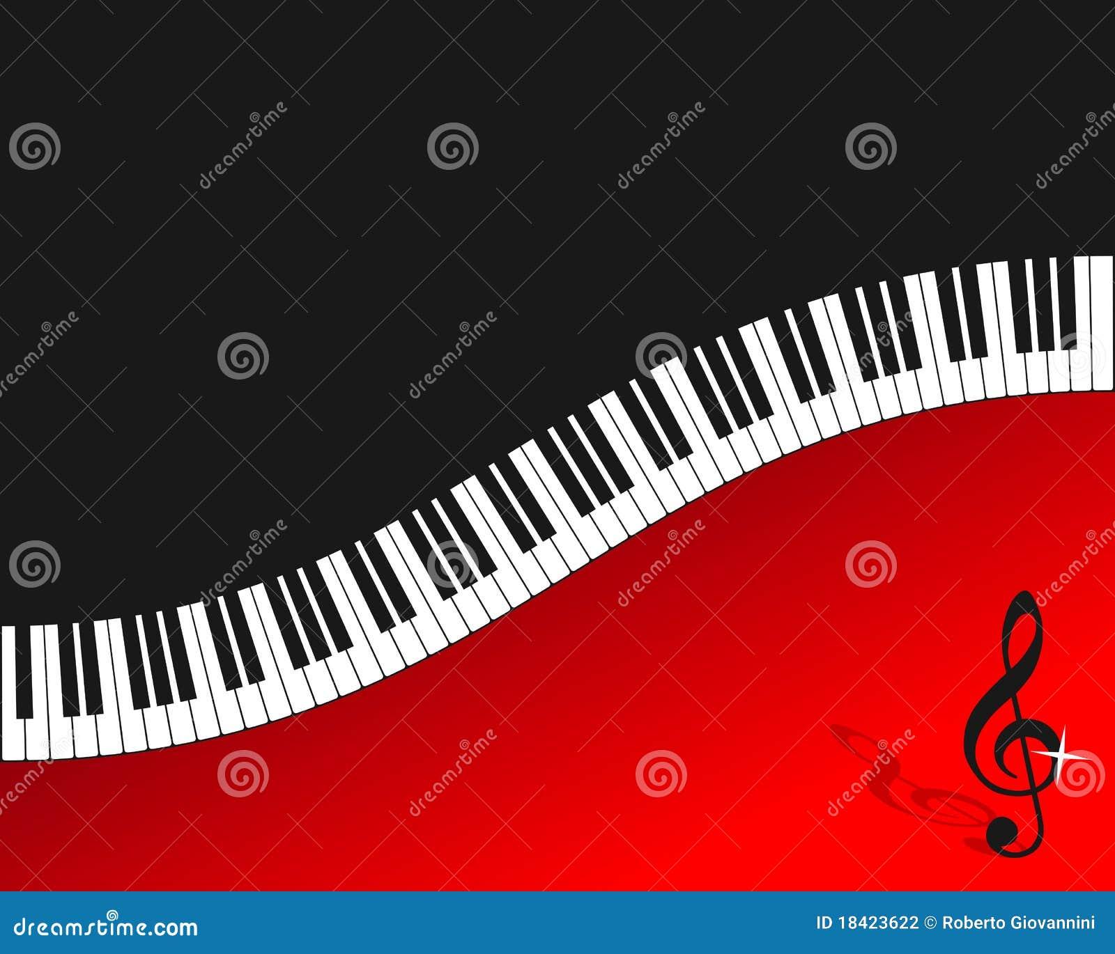 背景关键董事会钢琴红色