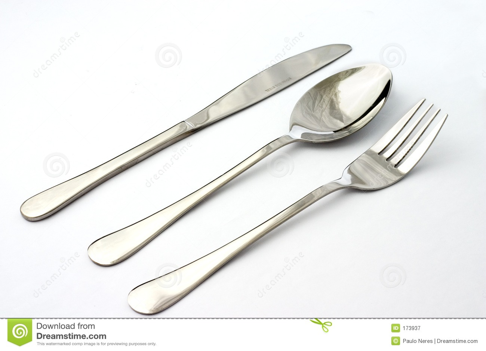 背景叉子刀子匙子白色