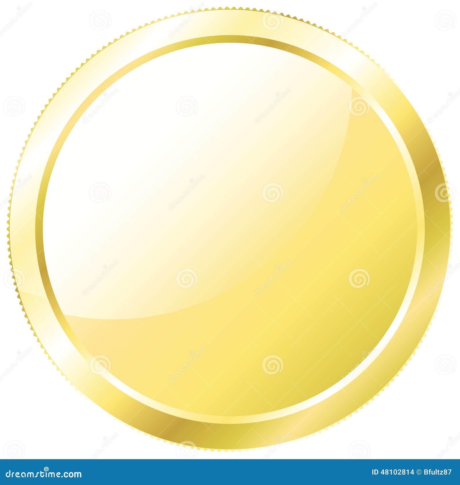 背景币金例证查出的向量白色