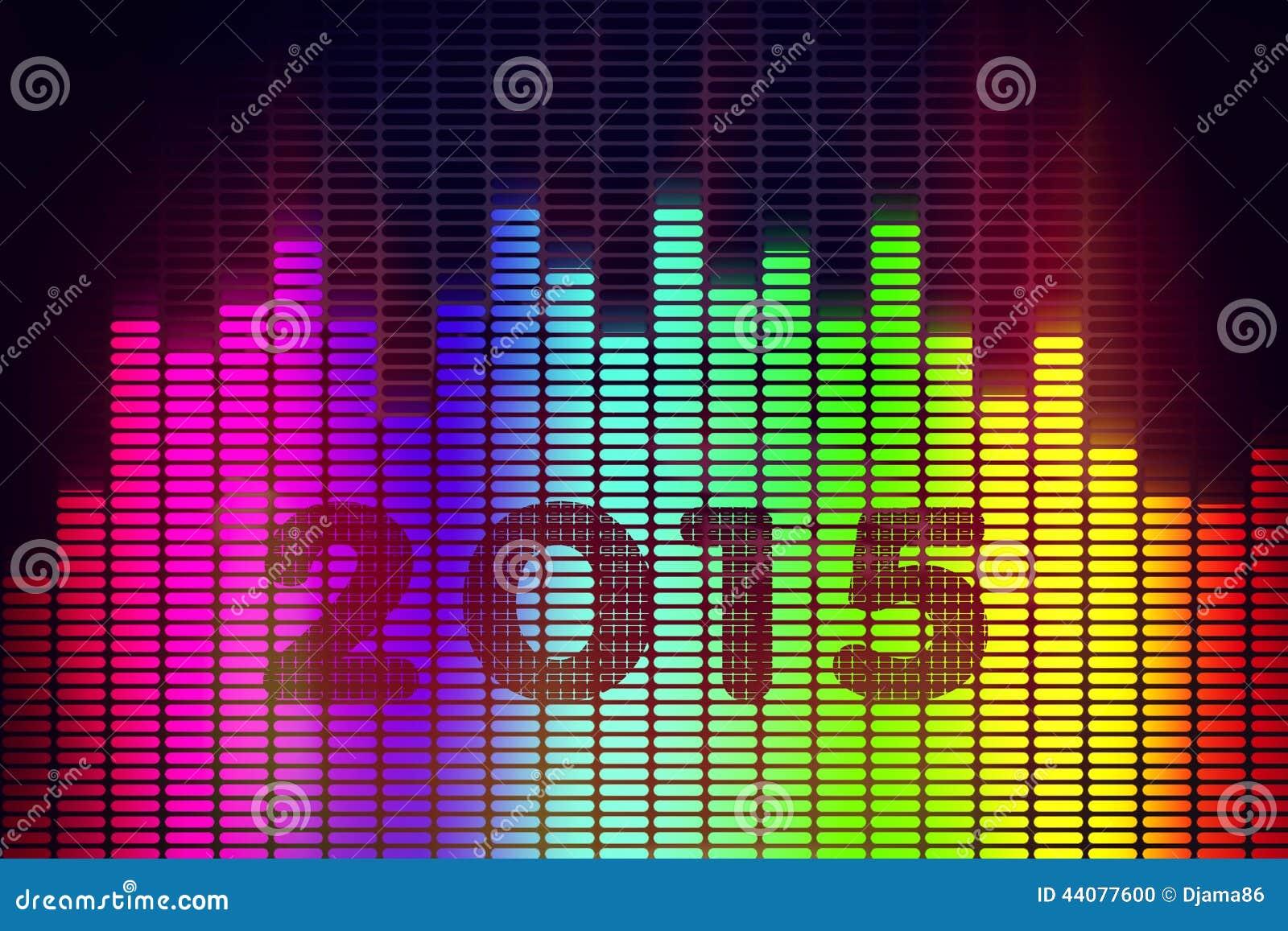 背景新年度