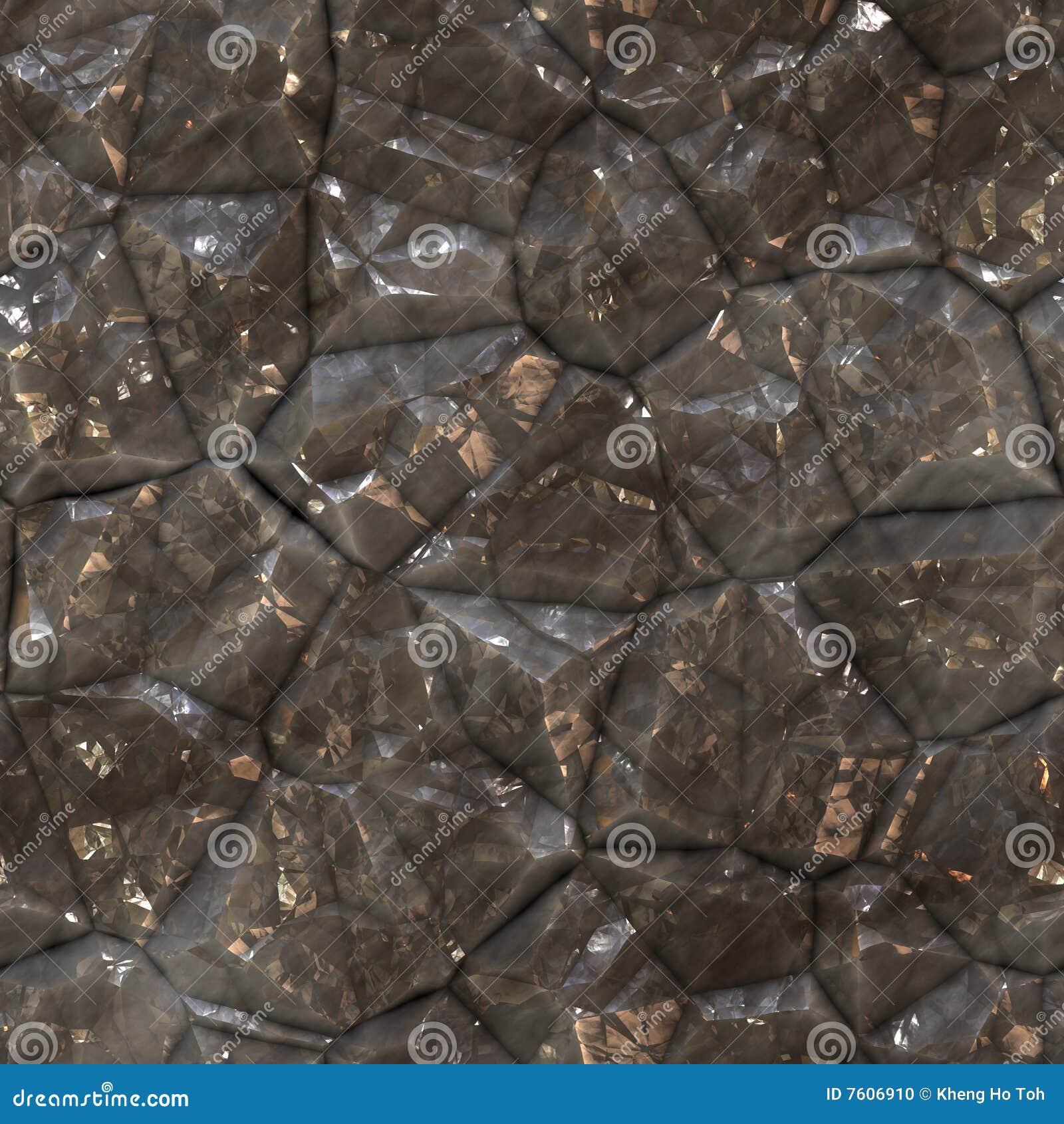 背景无缝金属的土坎