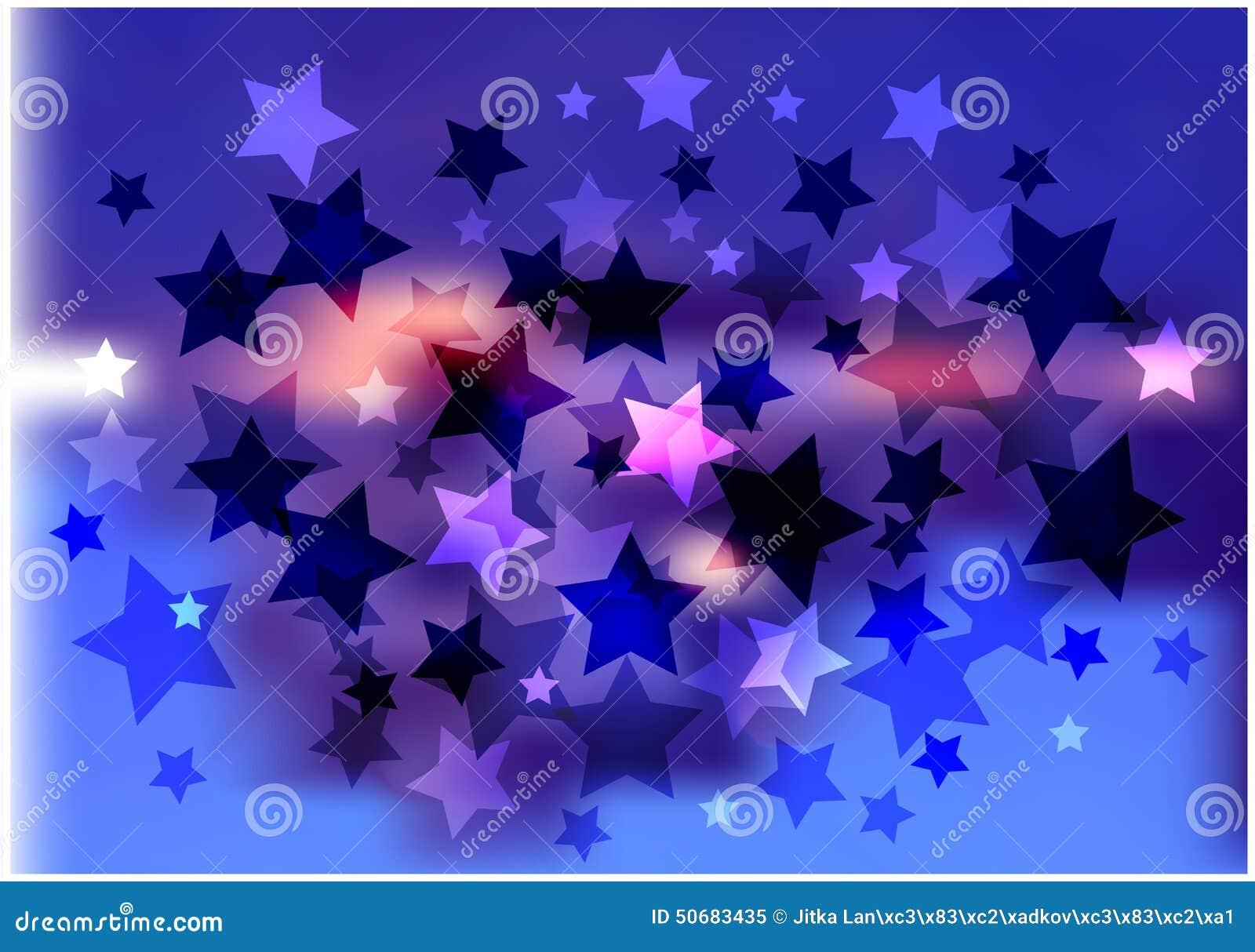 Download 背景明亮的星形 向量例证. 插画 包括有 打印, 简单, 冷静, 当事人, 设计, 格式, 背包, 晚上 - 50683435
