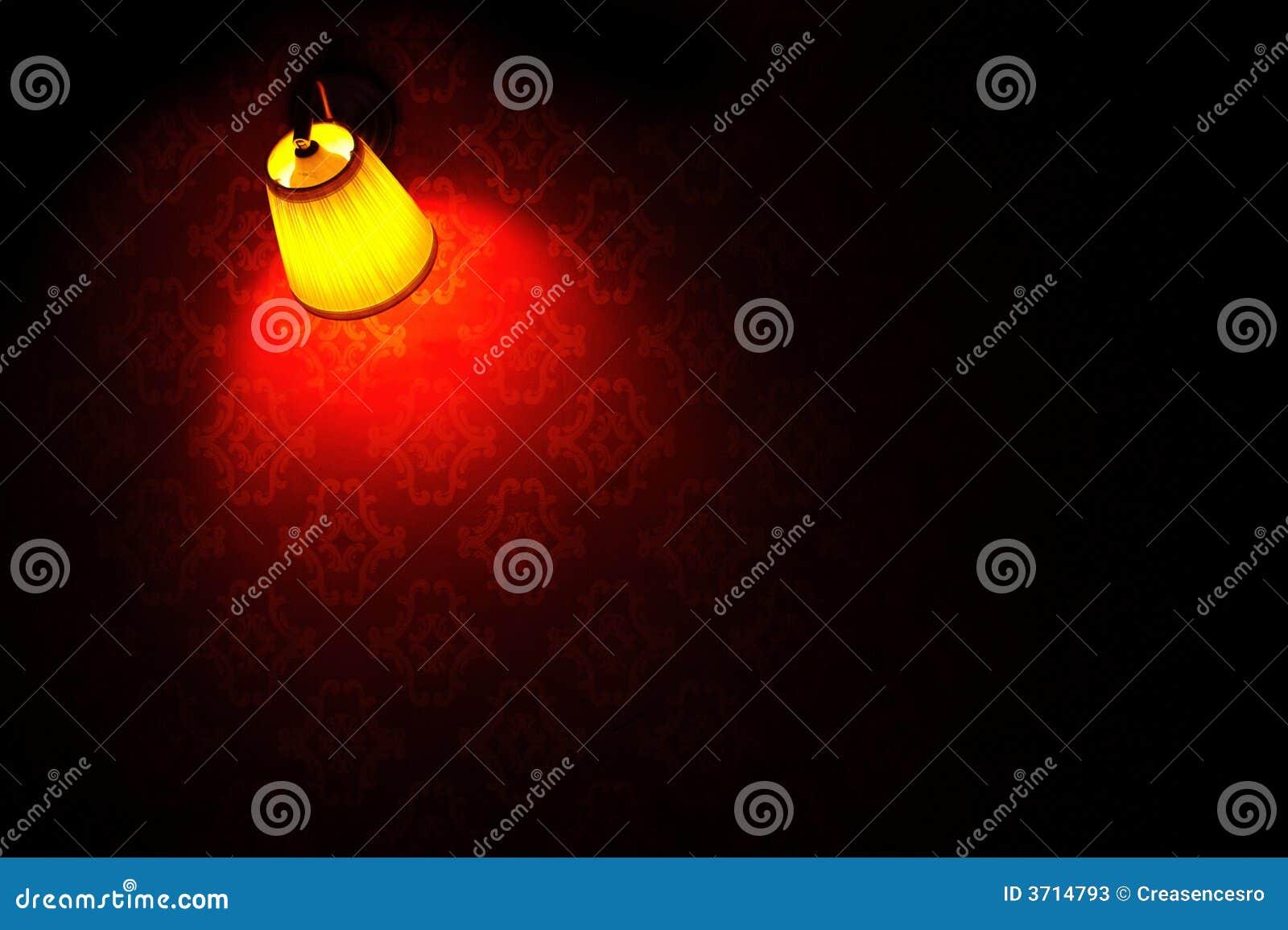 背景明亮的闪亮指示墙壁墙纸