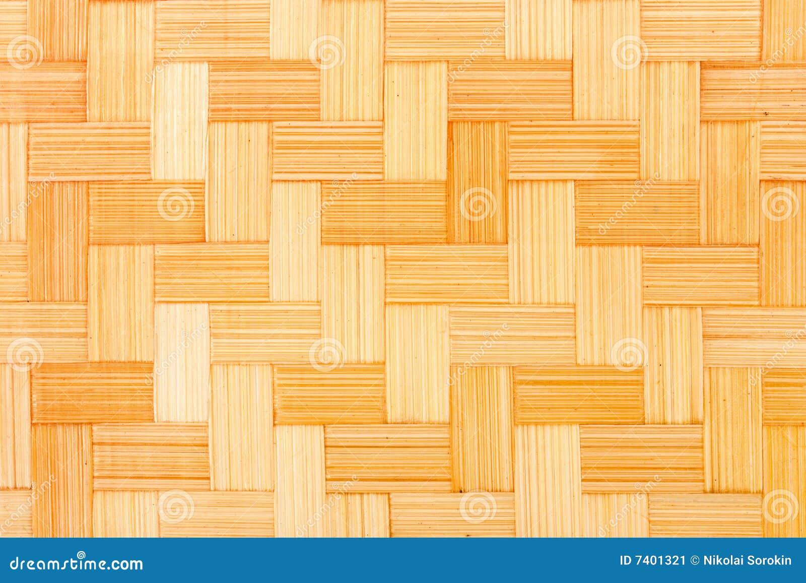 背景柳条木头