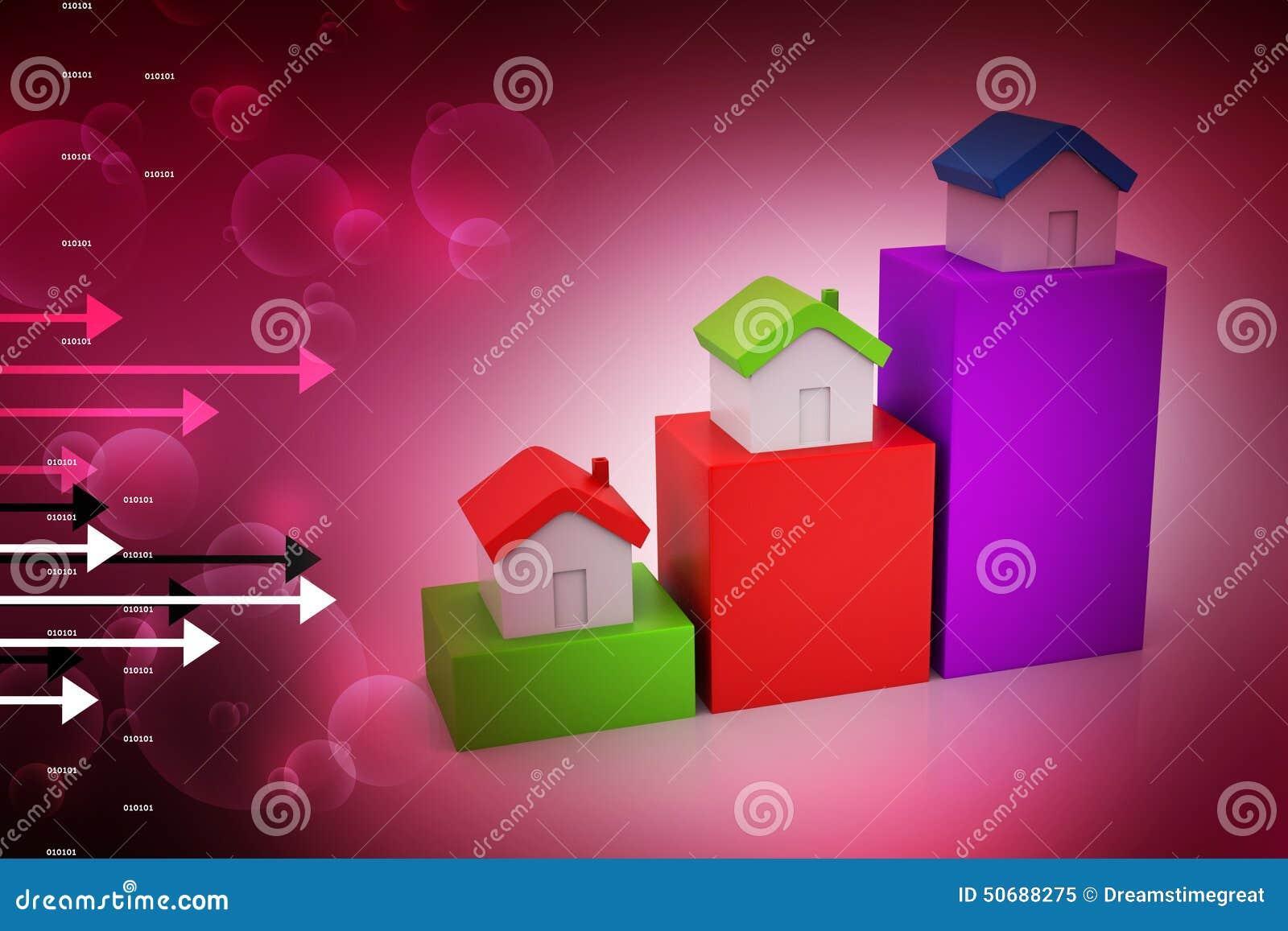 Download 背景概念美元庄园房子投资难题实际白色 库存例证. 插画 包括有 市场, 生长, 高度, 房子, 租金, 价格 - 50688275