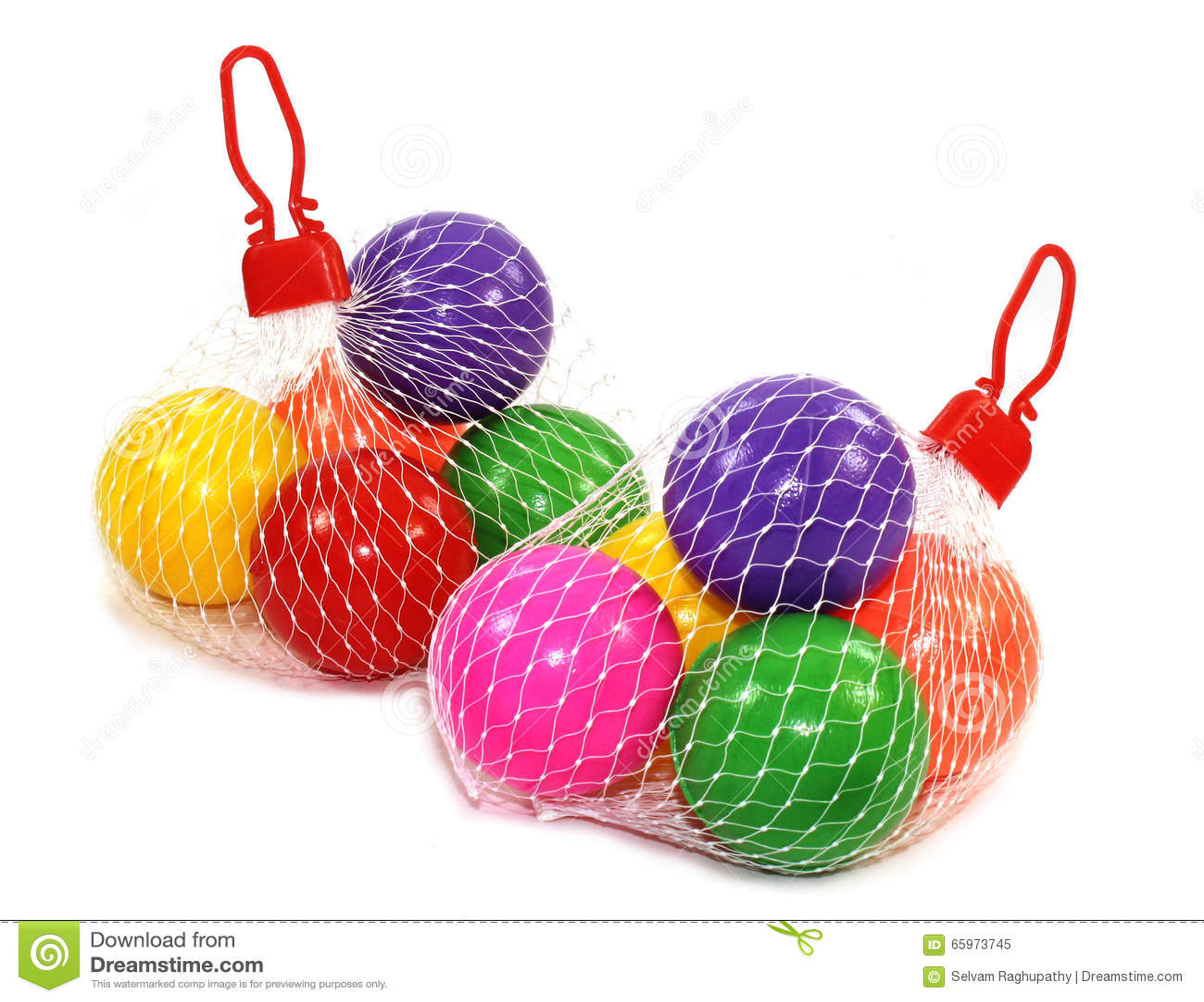 背景球明亮的颜色颜色