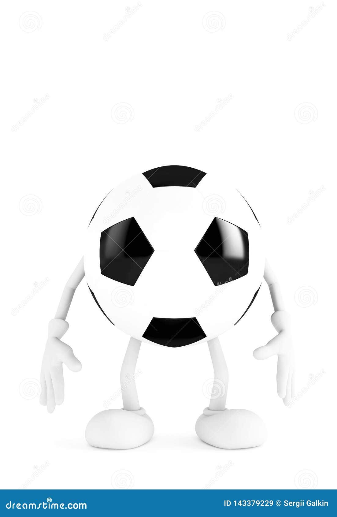 背景球足球白色