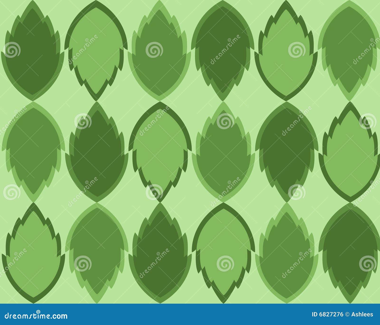 背景绿色叶子
