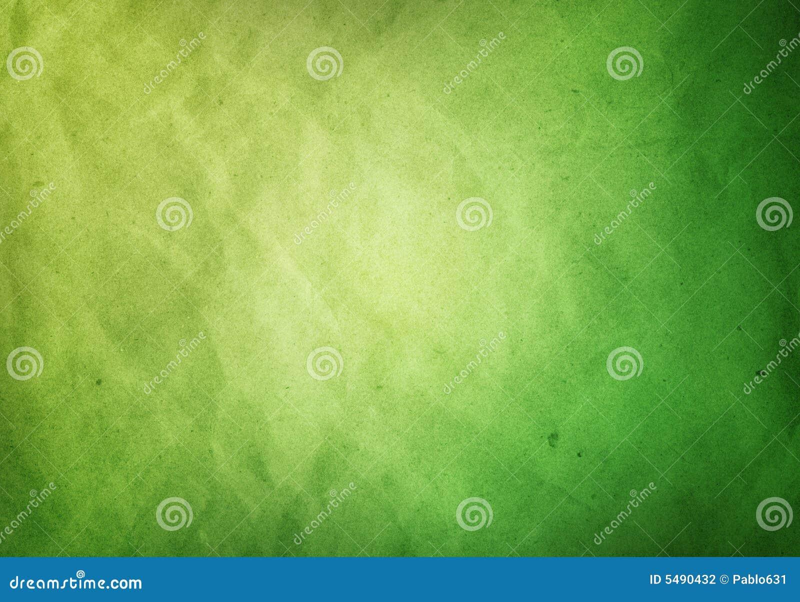 背景绿色grunge纸张构造了