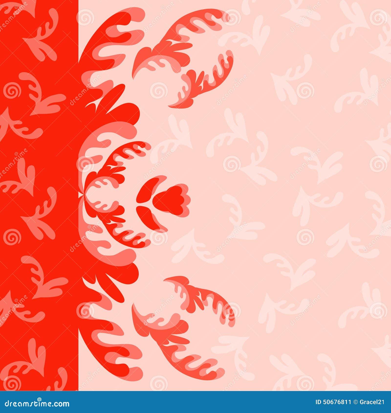 Download 背景花卉桔子 向量例证. 插画 包括有 例证, 图象, 艺术, 抽象, 生日, 复制, 邀请, 图画, 设计 - 50676811