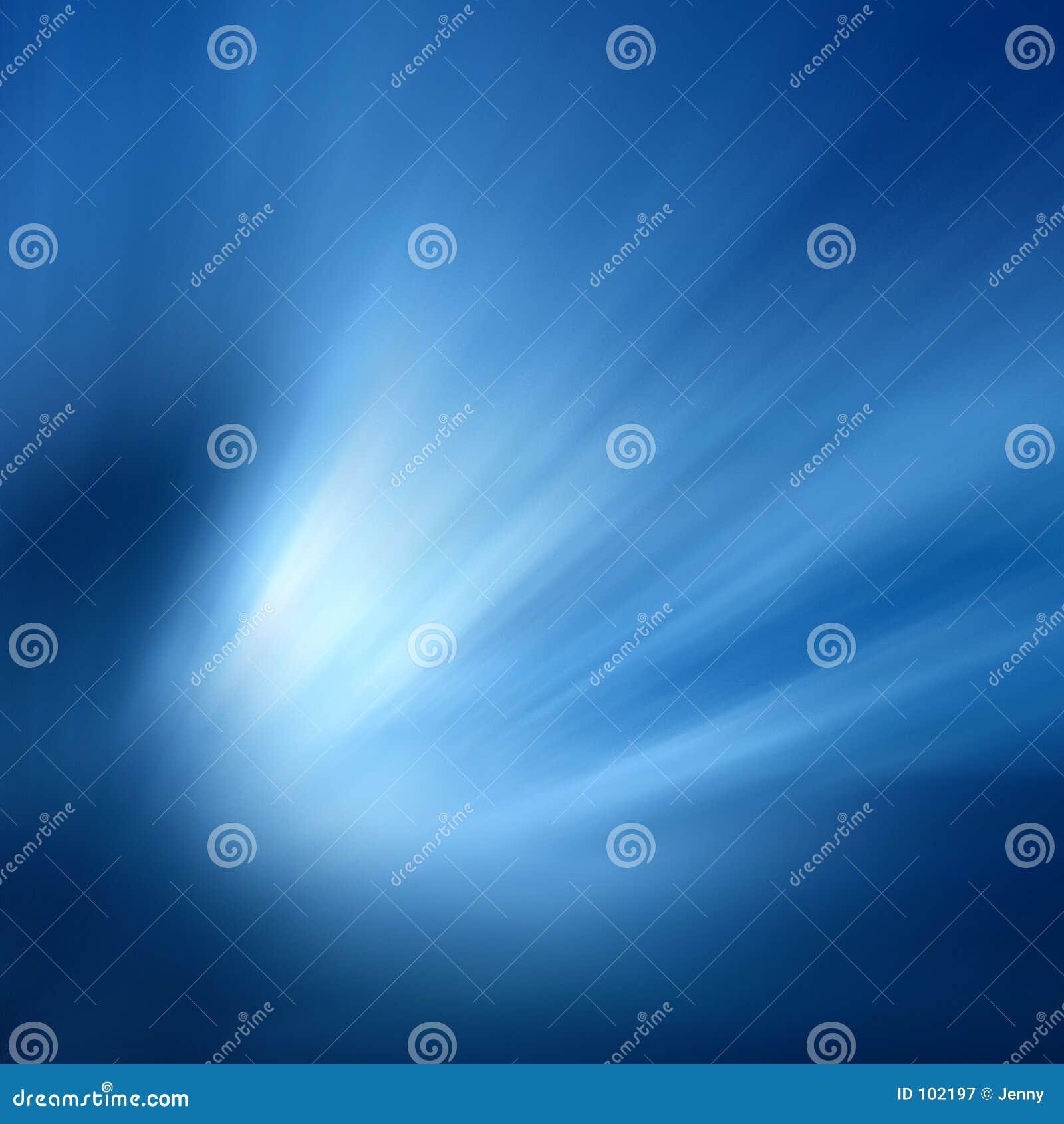 背景蓝色光线