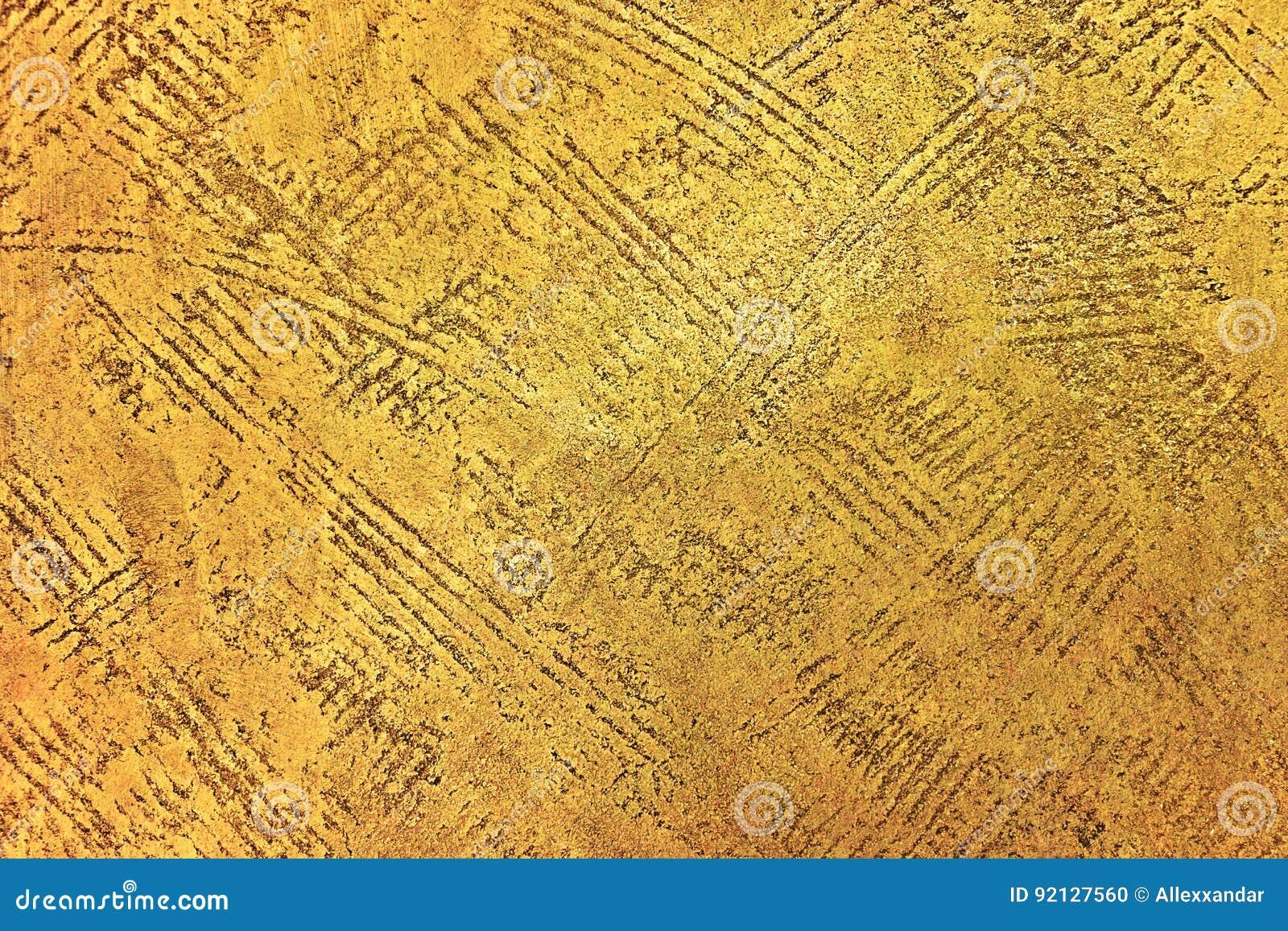 背景金黄纹理 葡萄酒金子