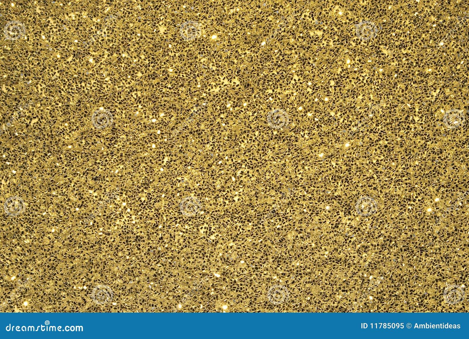背景闪烁金子