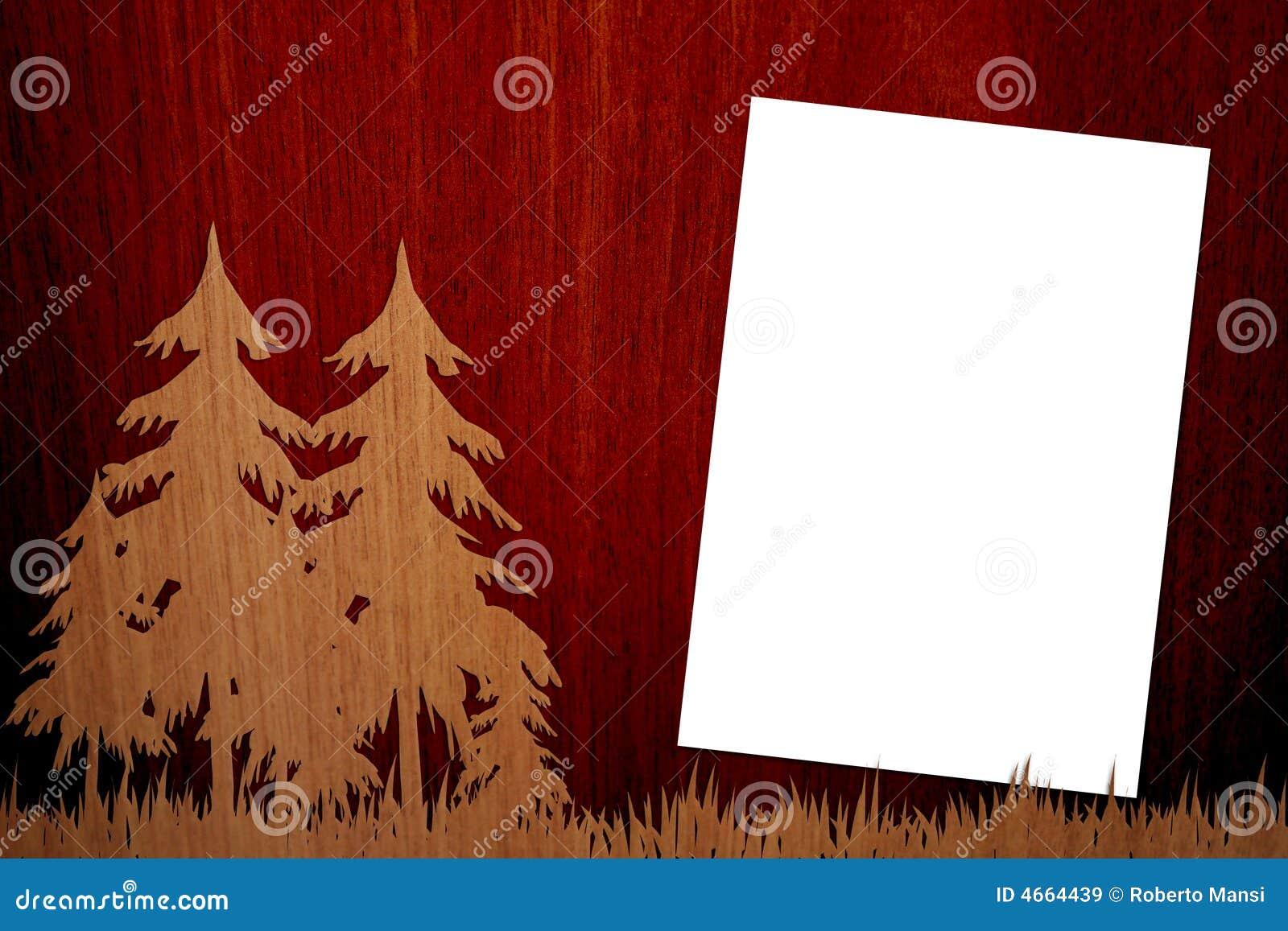 背景页宜人的木头