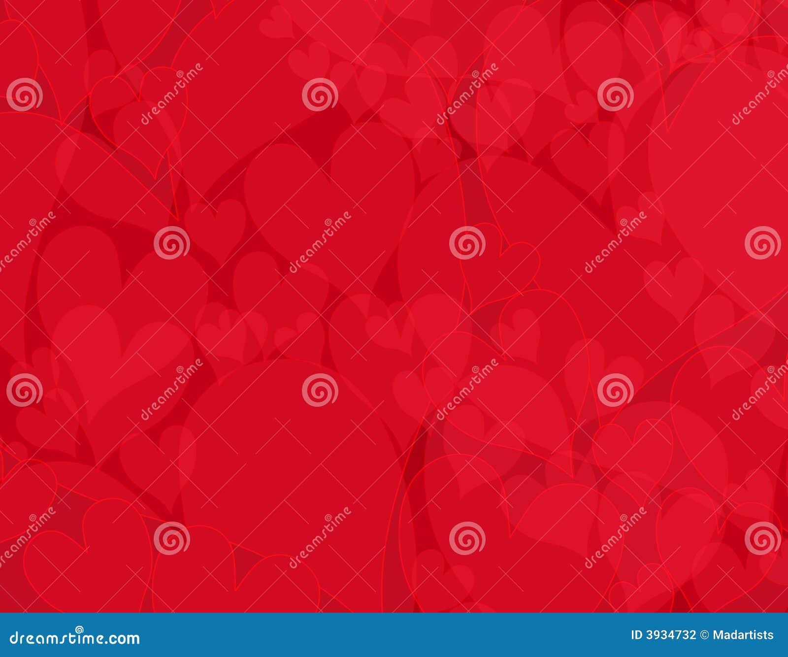 背景黑暗的重点不透明的红色